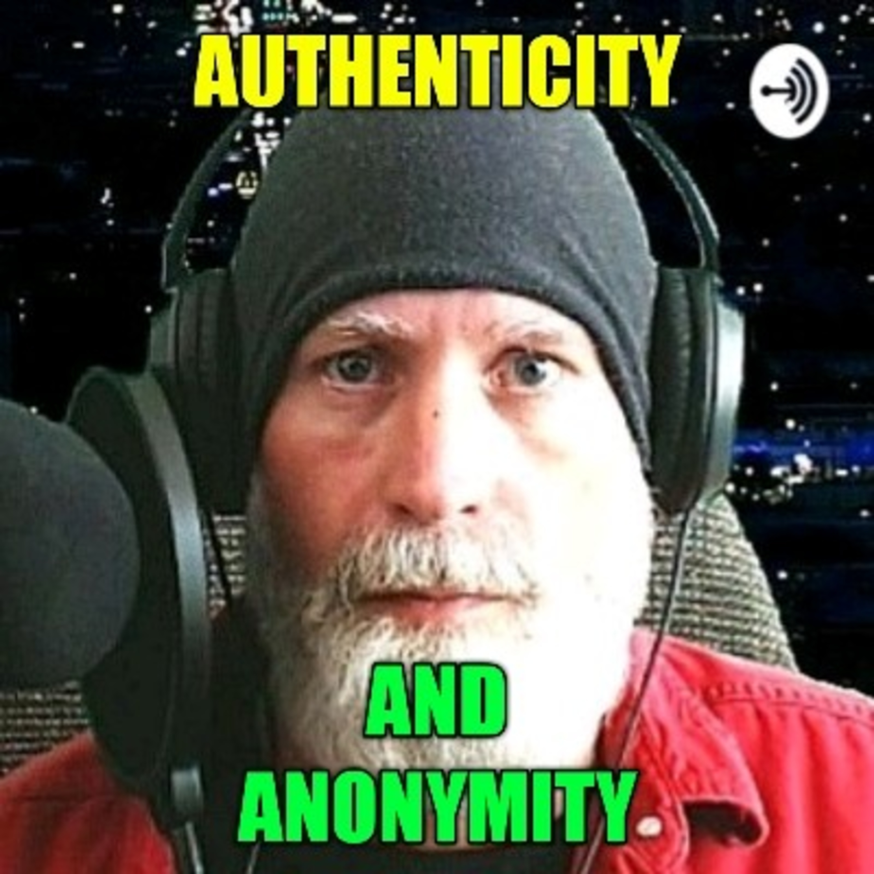 Authenticity and Anonymity