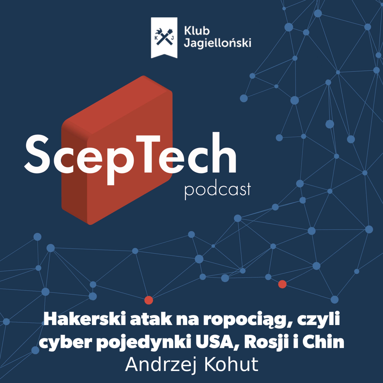#46 Hakerski atak na ropociąg, czyli cyber pojedynki USA, Rosji i Chin (Andrzej Kohut, Po Amerykańsku)