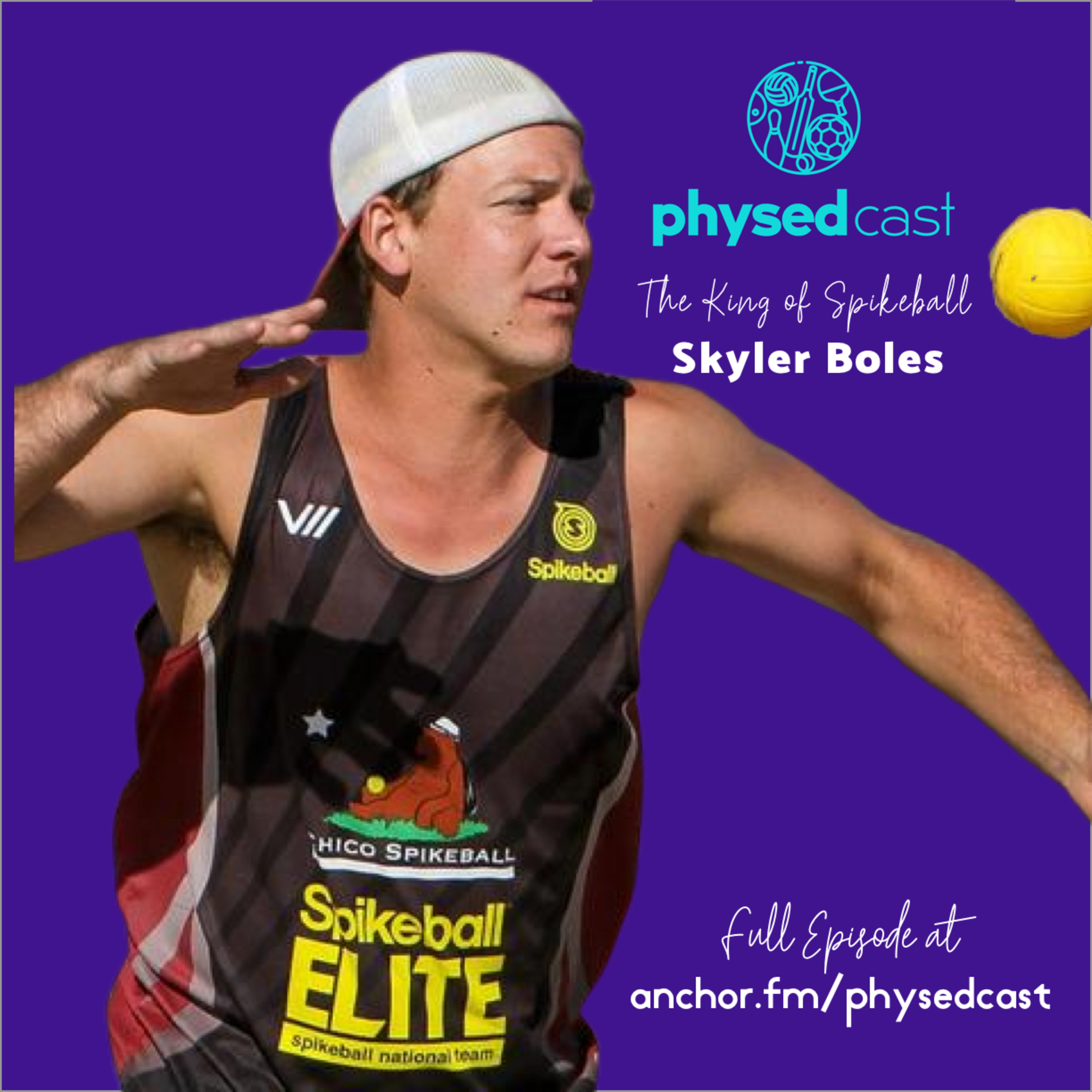 The King of Spikeball | Skyler Boles