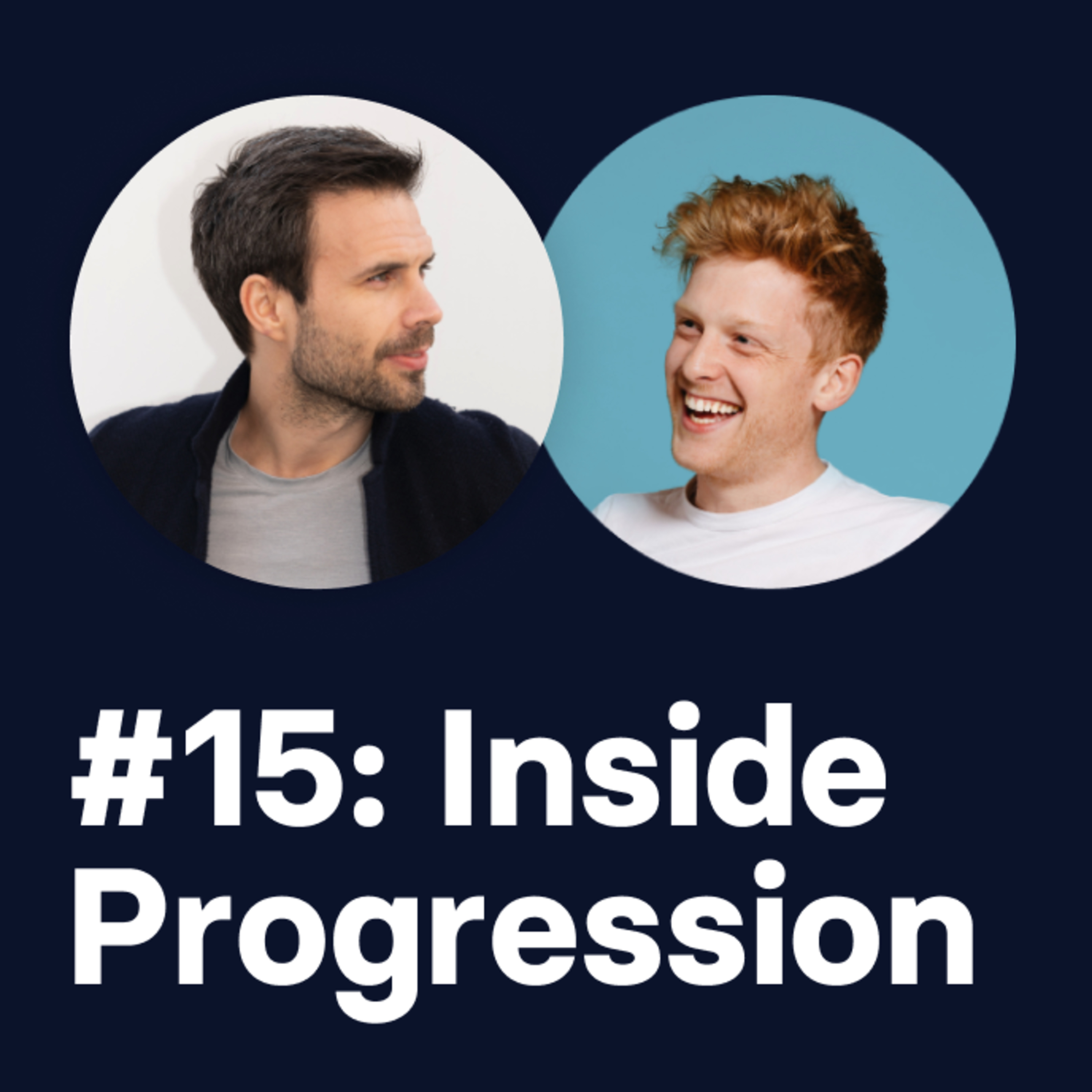 #15: Inside Progression with Jonny and Neil – teamwork, a new feature and biscuit reviews