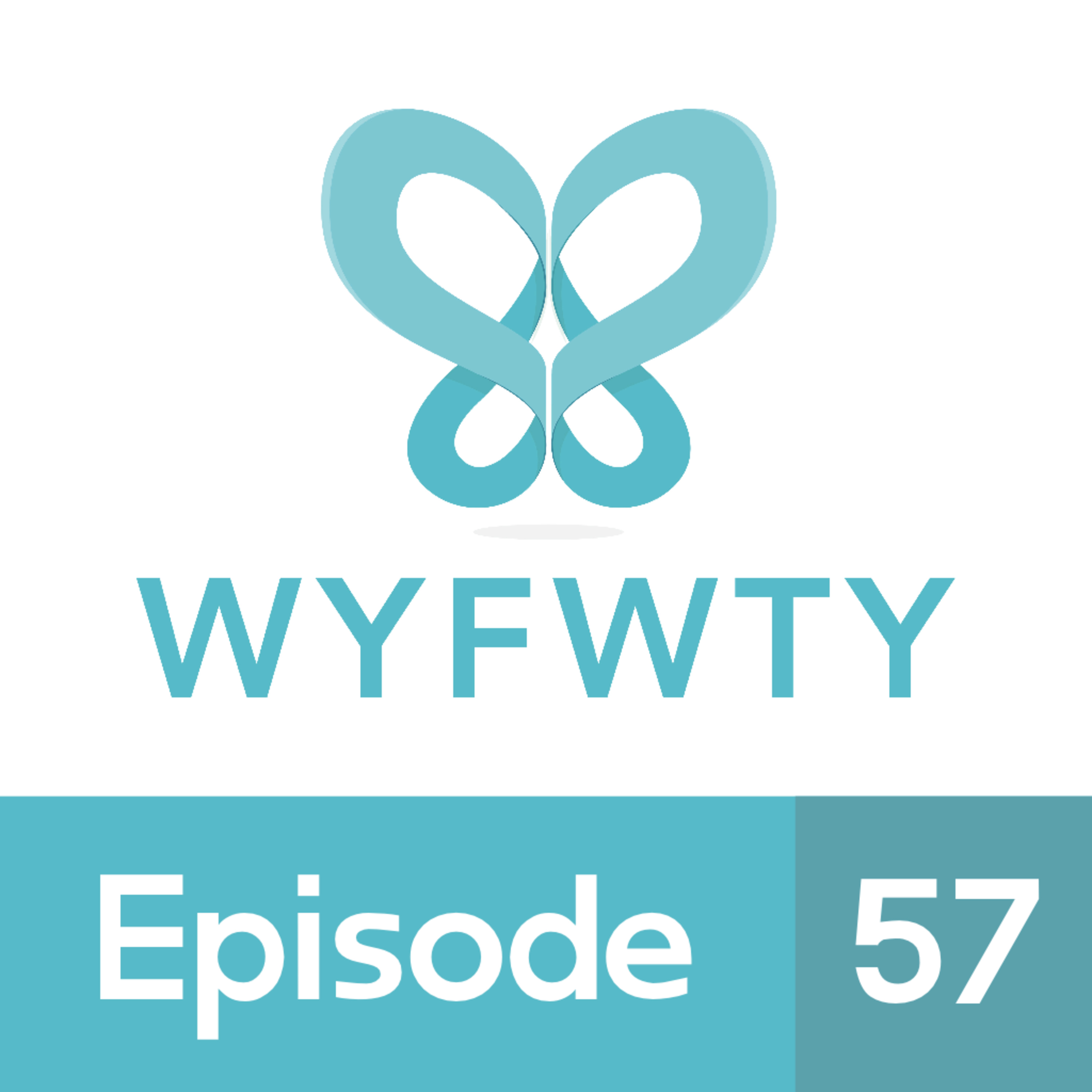 Dealing with a Medical Diagnosis [LIVE] - WYFWTY Ep. 57