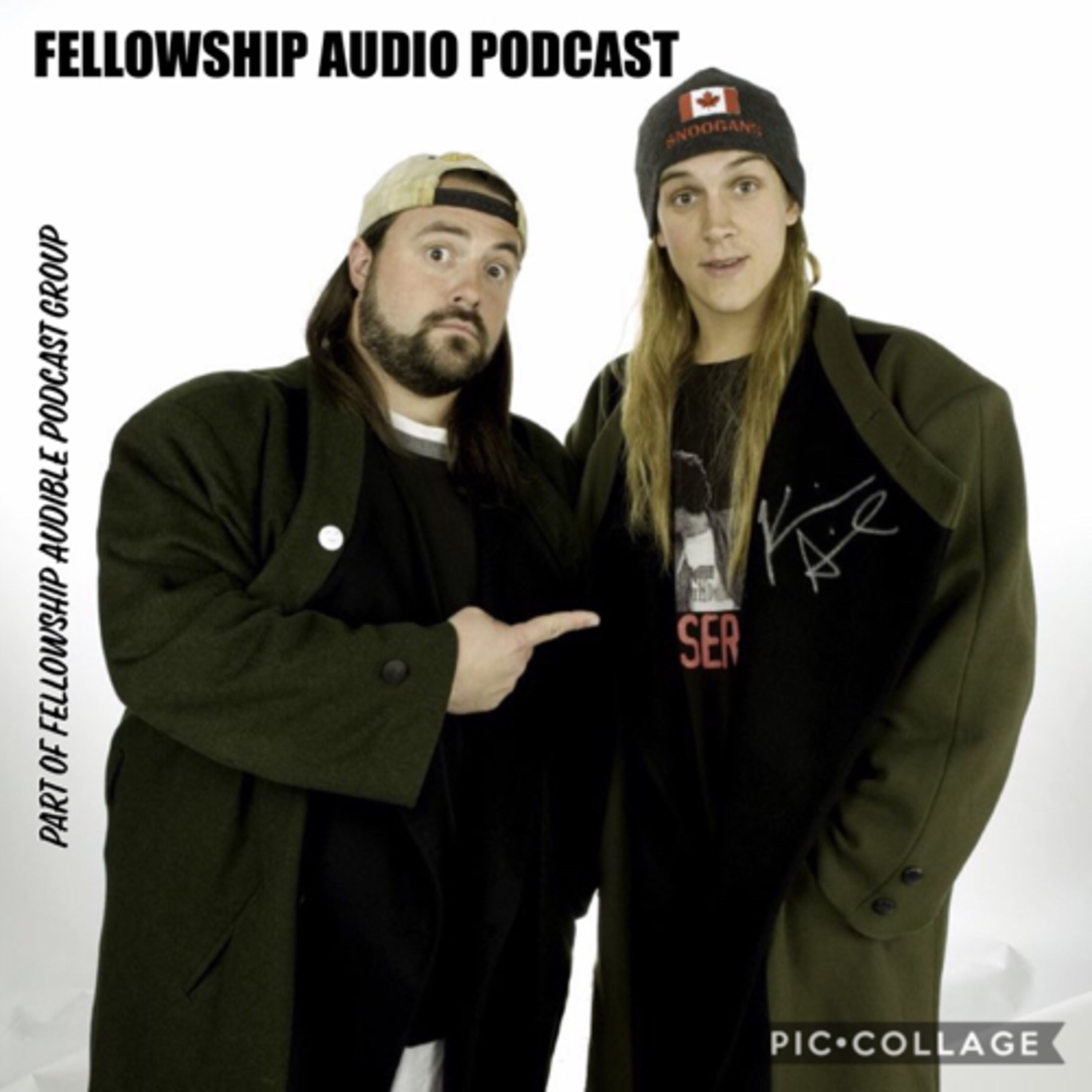 Fellowship Audio Podcast 12SEP19   Keeping up with Jay and Silent Bob
