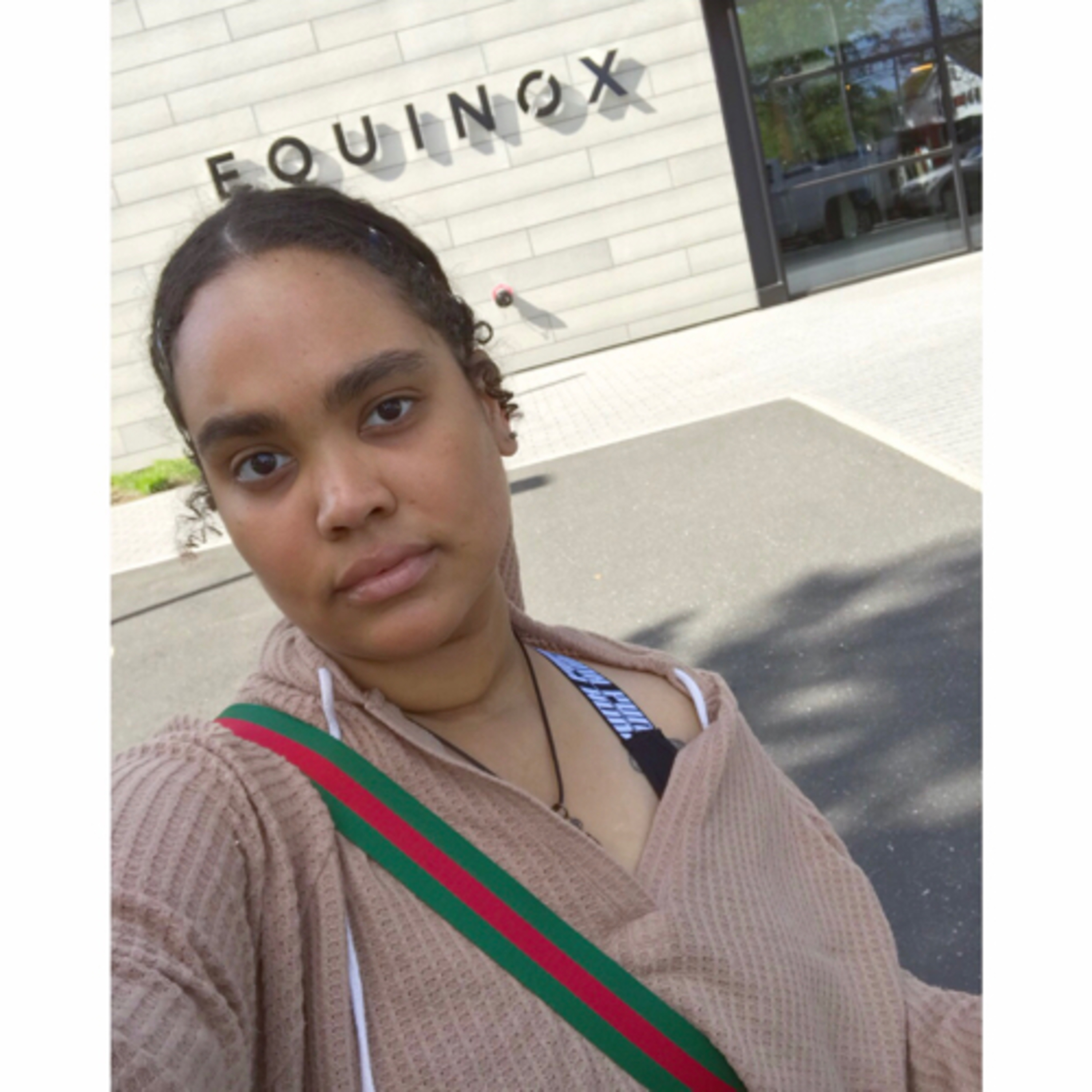 """The journey is the best part, """"I got my equinox membership."""""""
