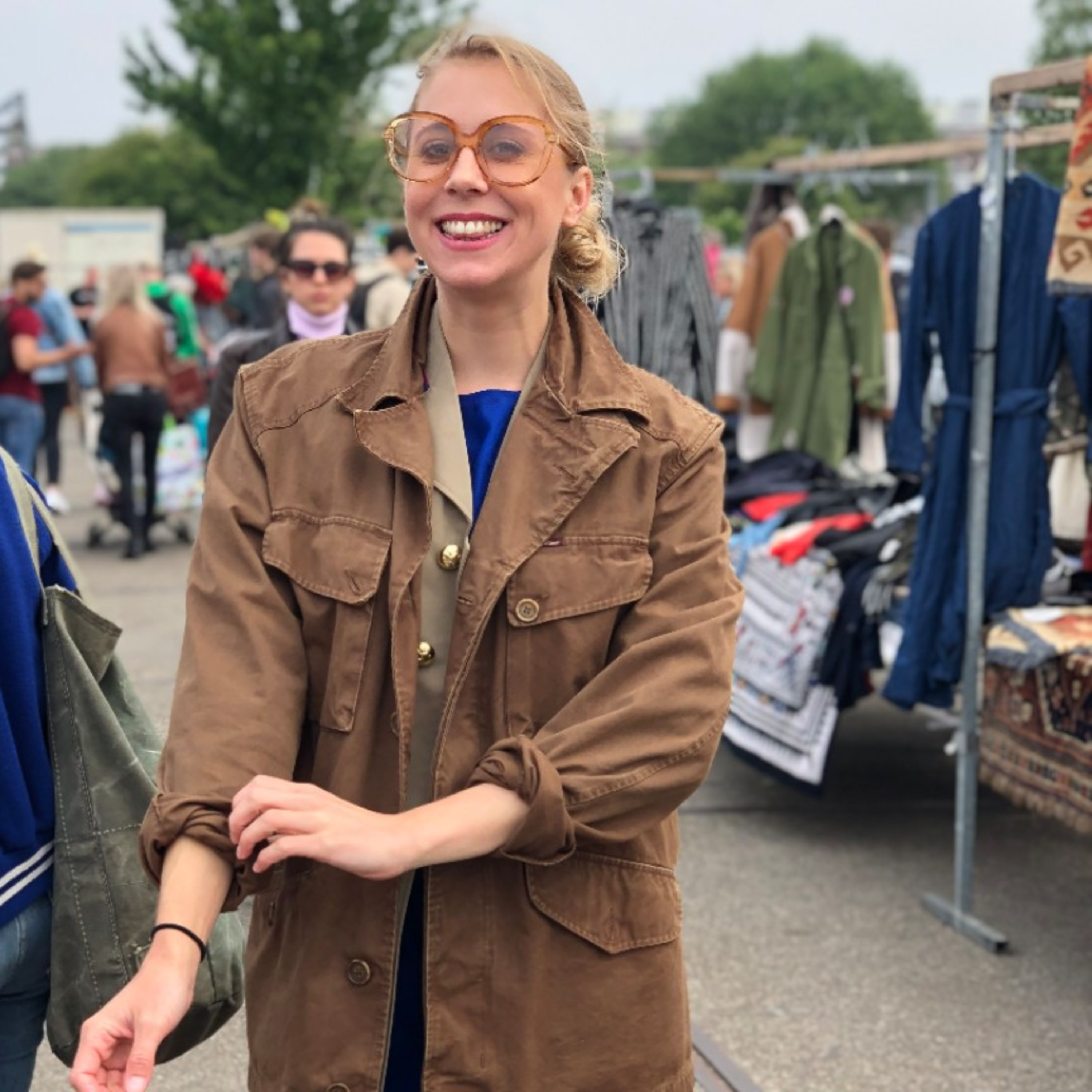 Euro Thrifting with Thrift Babe Sammy D