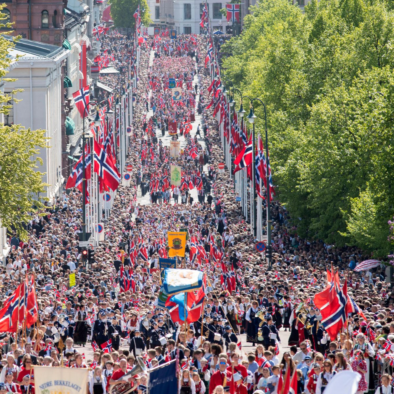 66 - Norges nasjonaldag: 17. mai