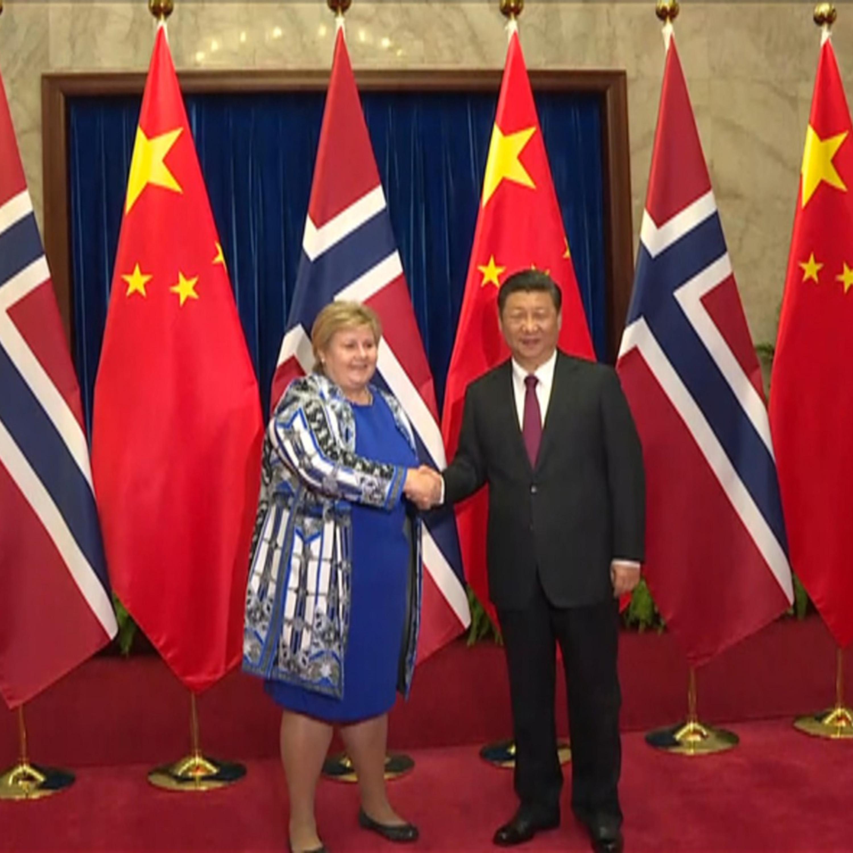 67 - Norges forhold til Kina