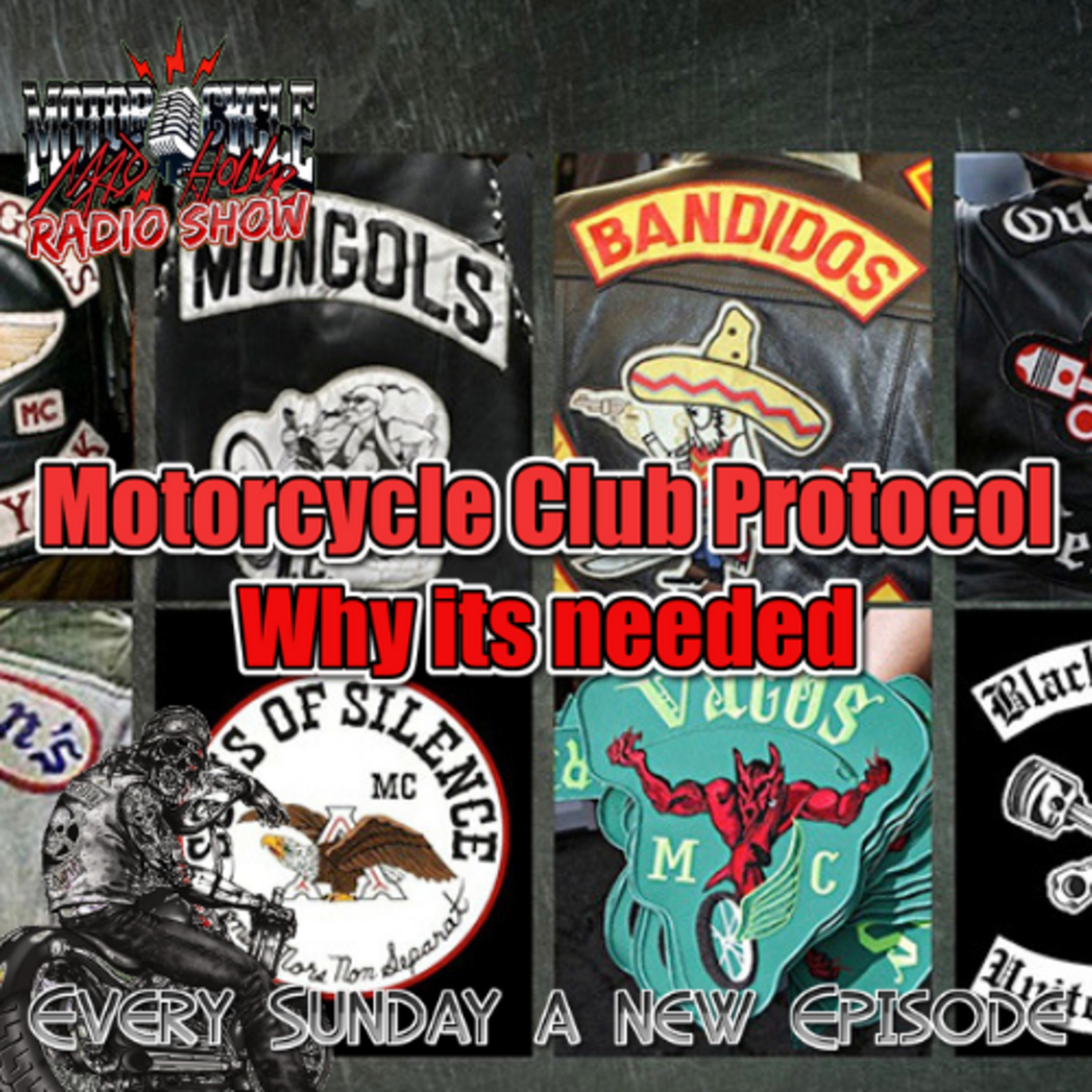 Season 2 Episode 9 You want to know why Motorcycle Club Protocol Exists? This incident in Texas is exactly why.