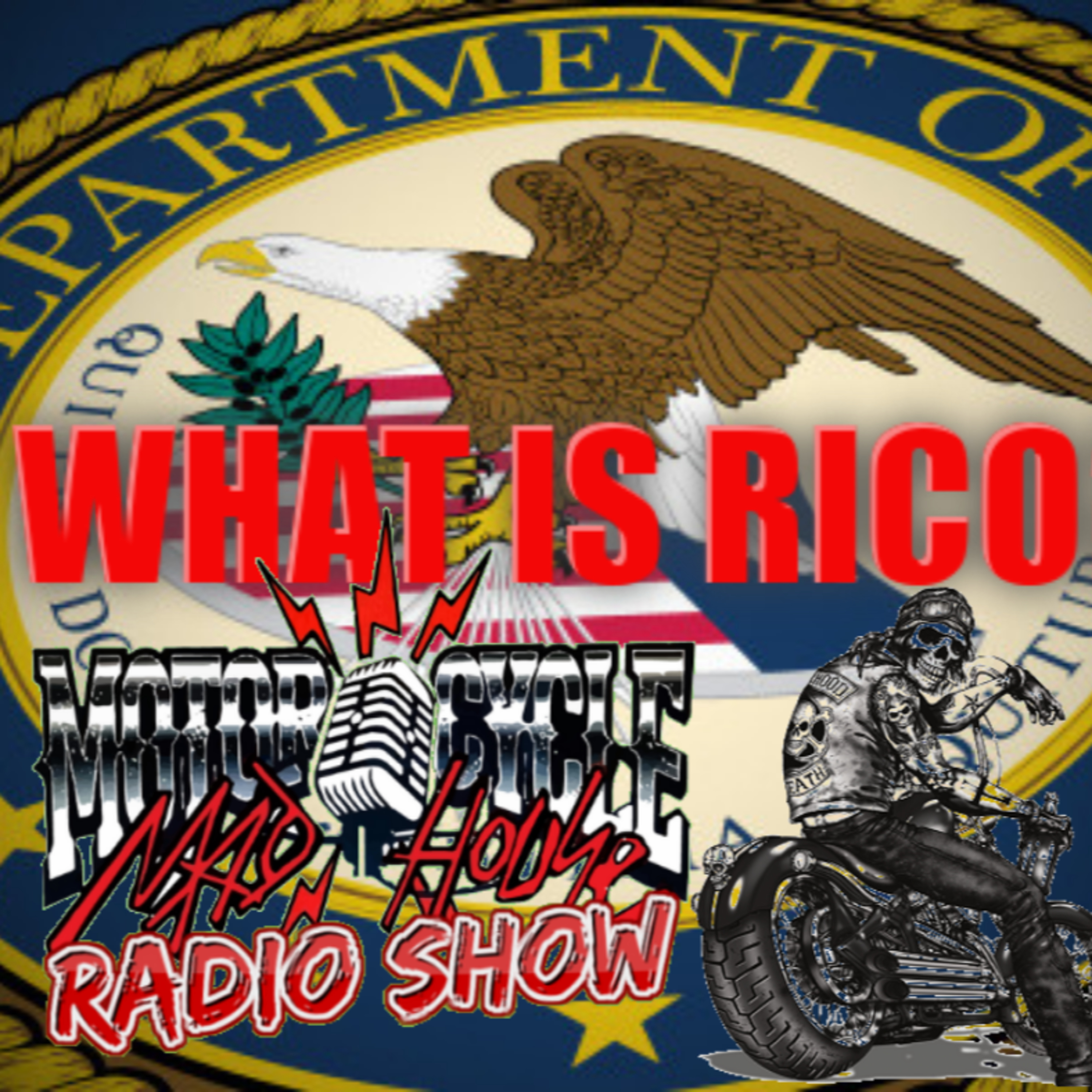 Season 2 Episode 11- What is RICO and is the DOJ really interested in law and order for all?