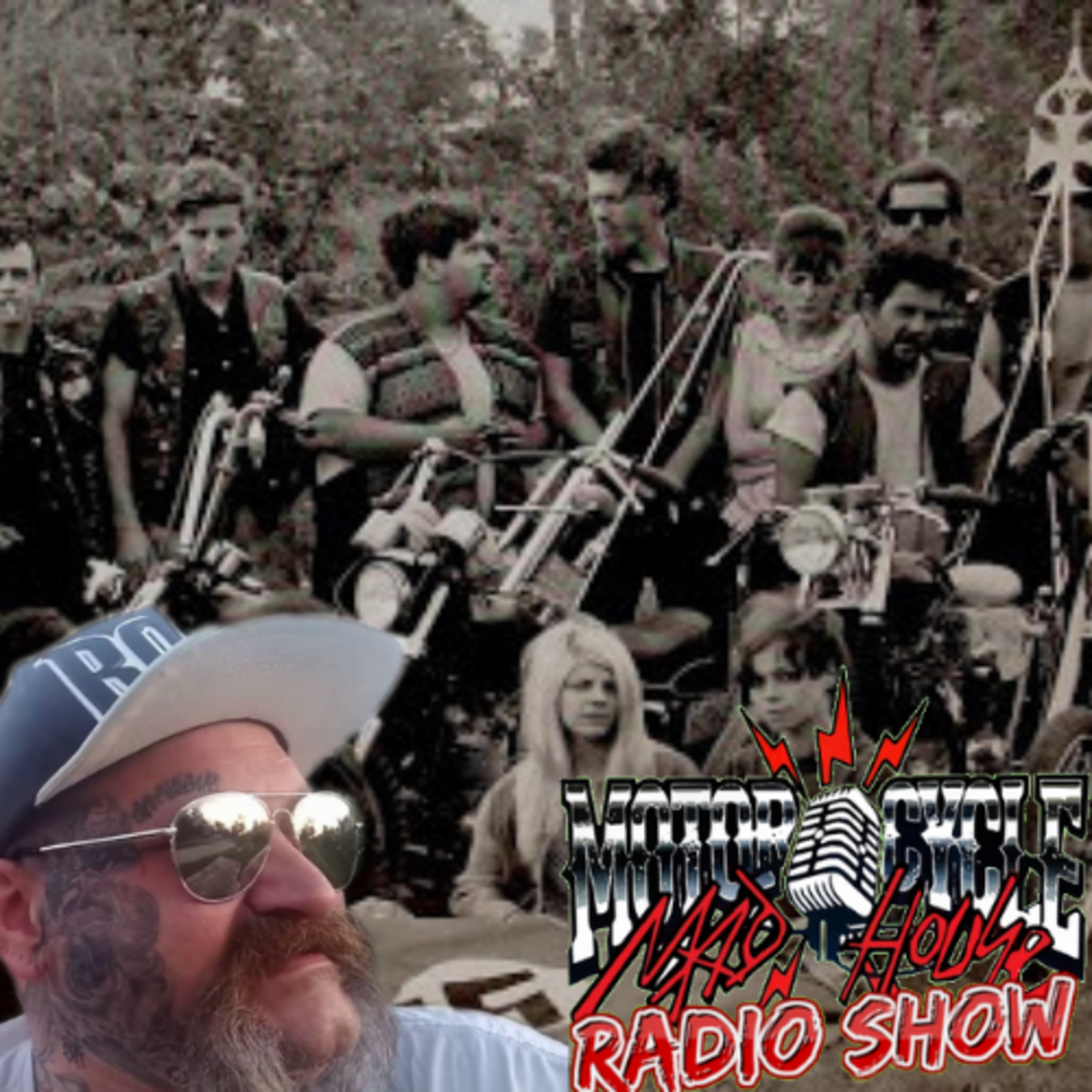 Season 2 Episode 13 The 60's Biker and interview with Judge Hayes. A biker who lived through history