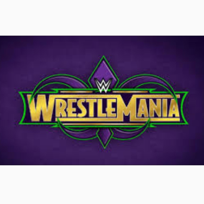 Waro's Week of Sports #1 - Wrestlemania Special