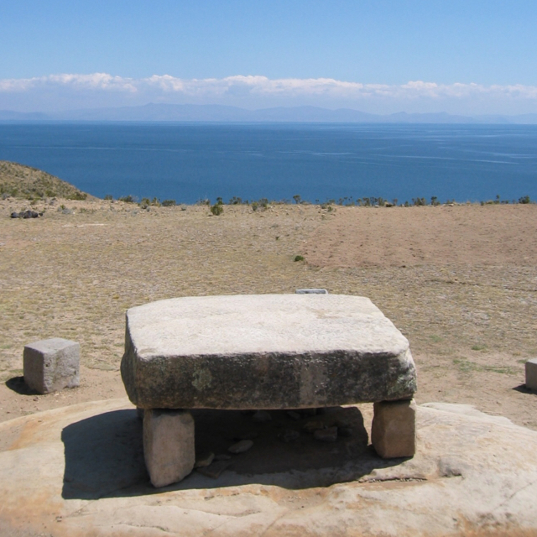 9/23-30/04, Lake Titicaca, Nazca Lines