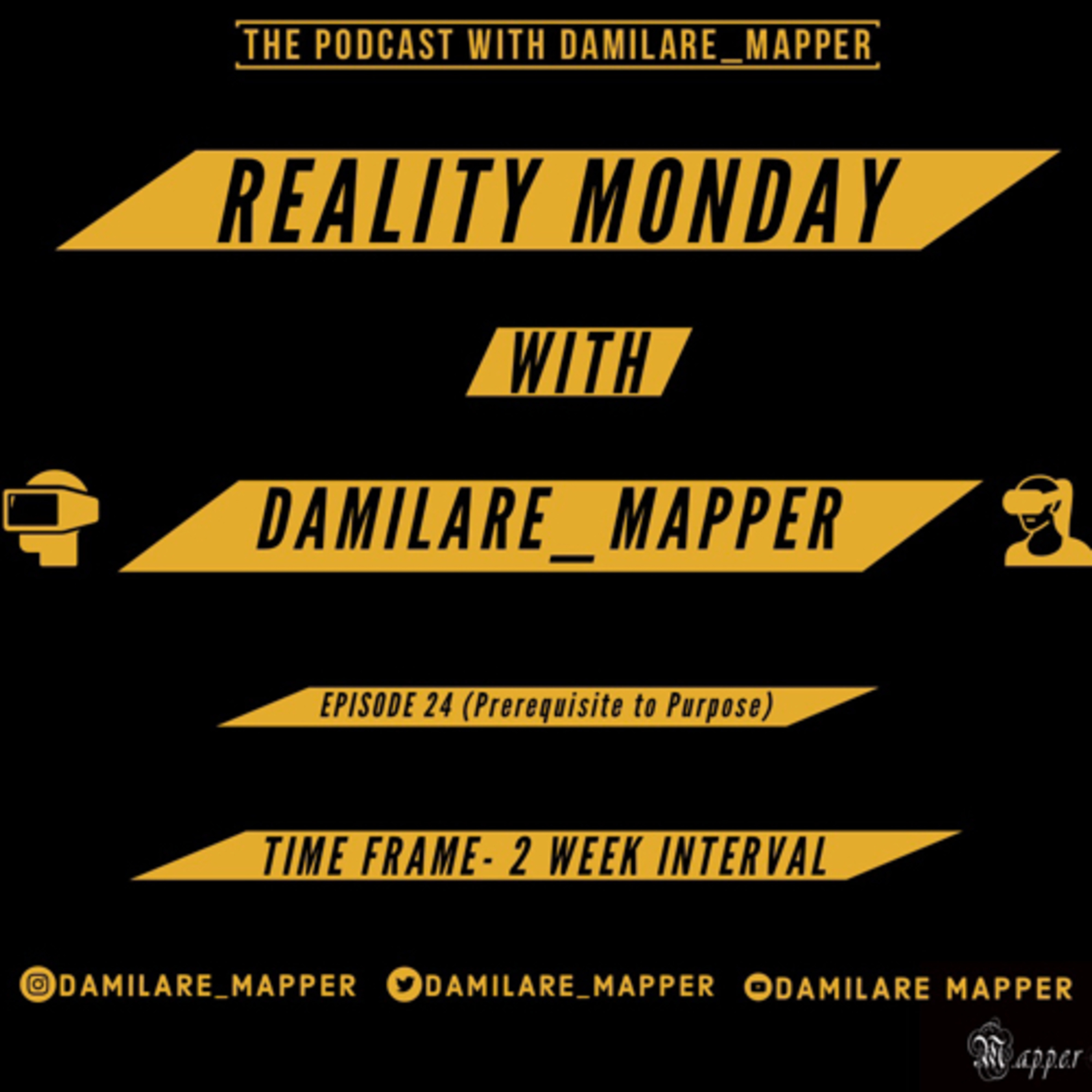 The Podcast With Damilare_Mapper on Jamit