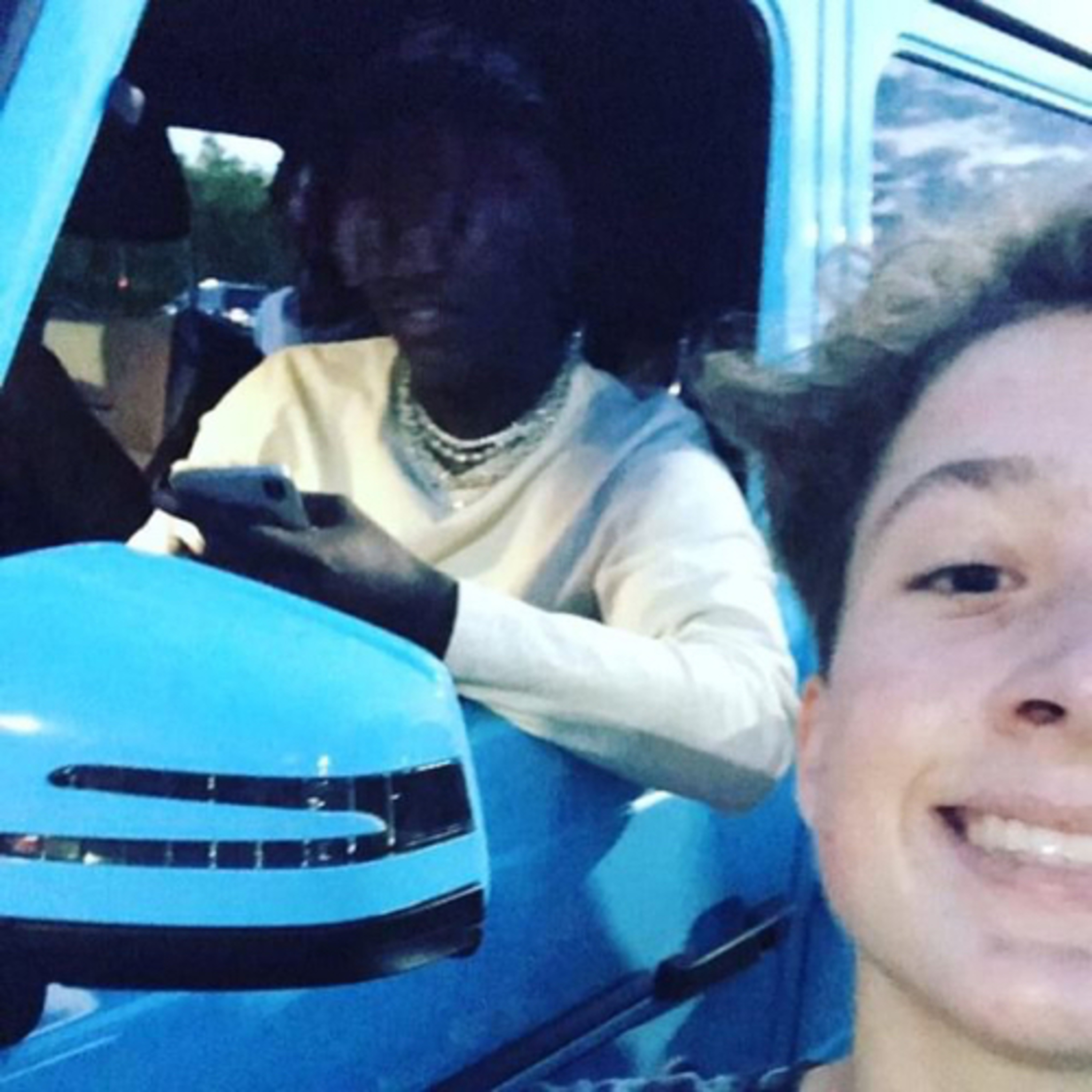 How I met Lil Yachty...
