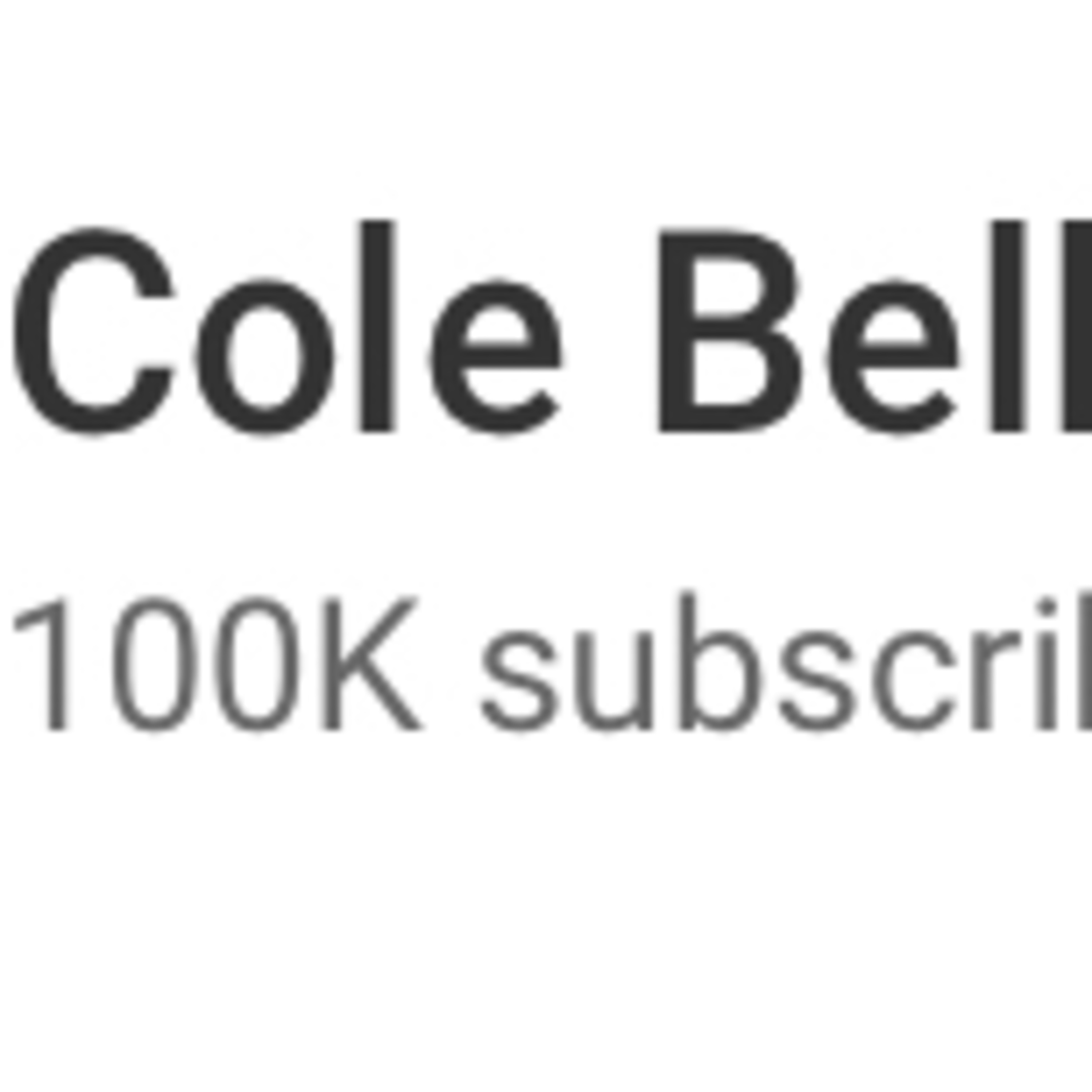 I hit 100,000 subscribers on YouTube!!!