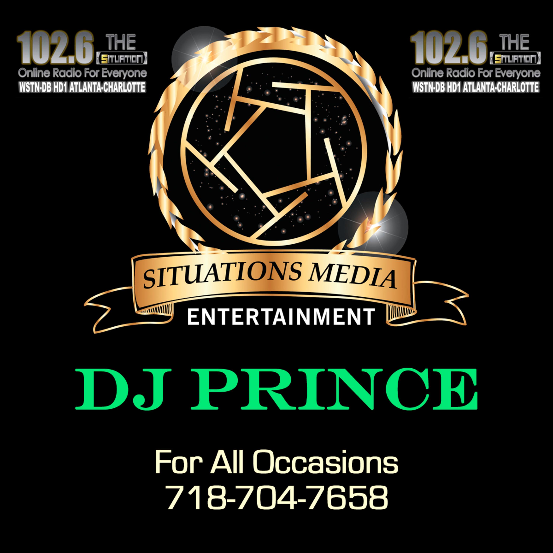 DJ Prince 'Ya favorite throwback GOD' #1