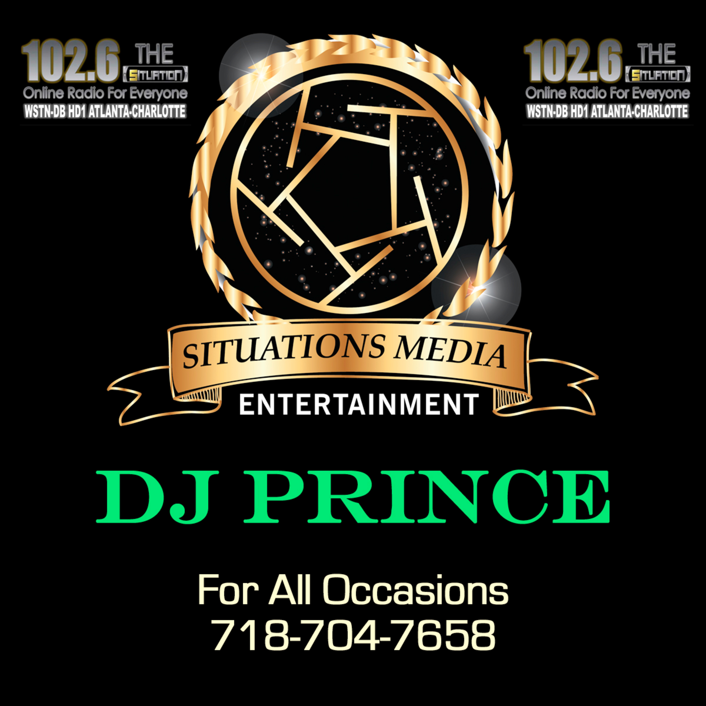 DJ Prince 'Ya favorite throwback GOD' #6