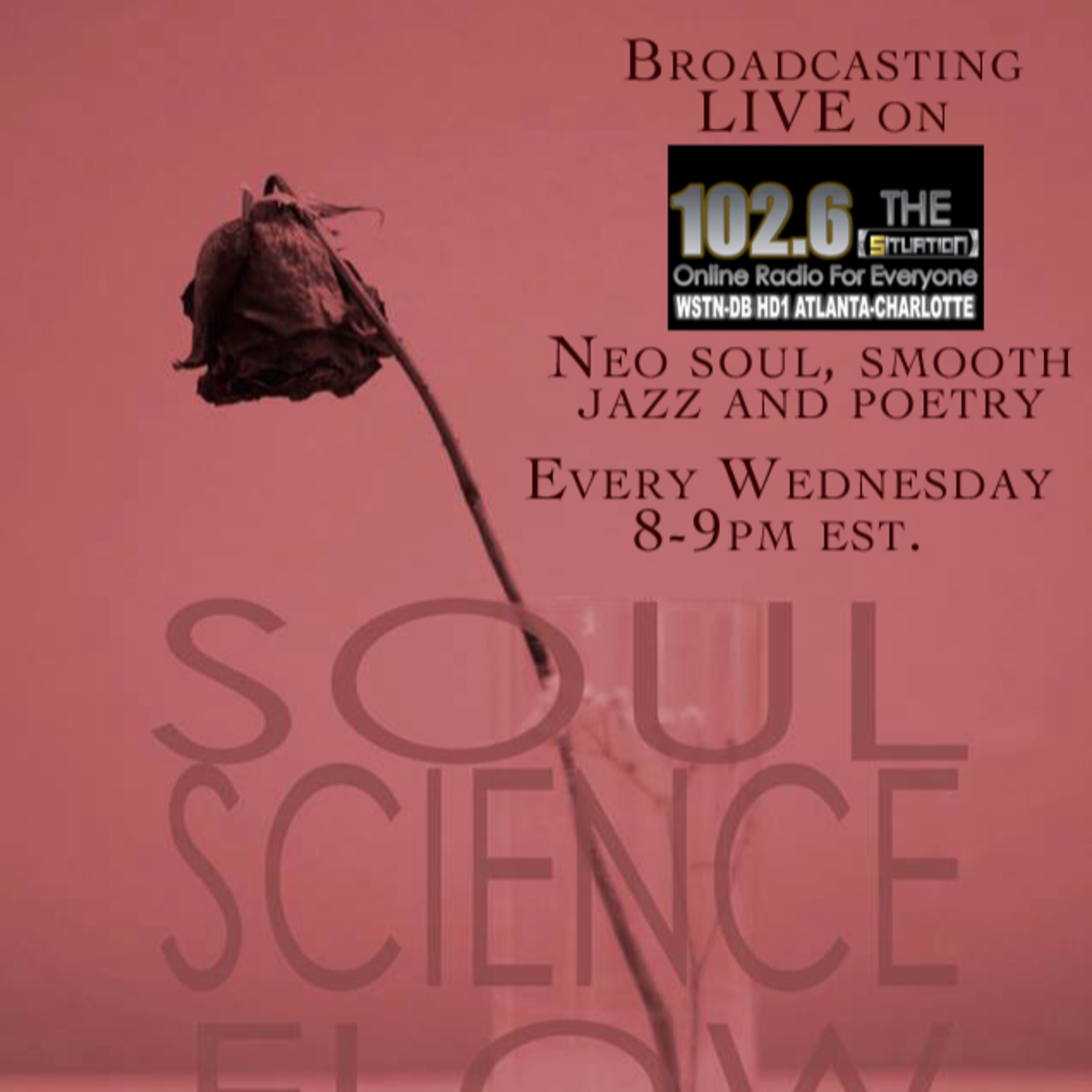 Soul Science Flow 8-21-19