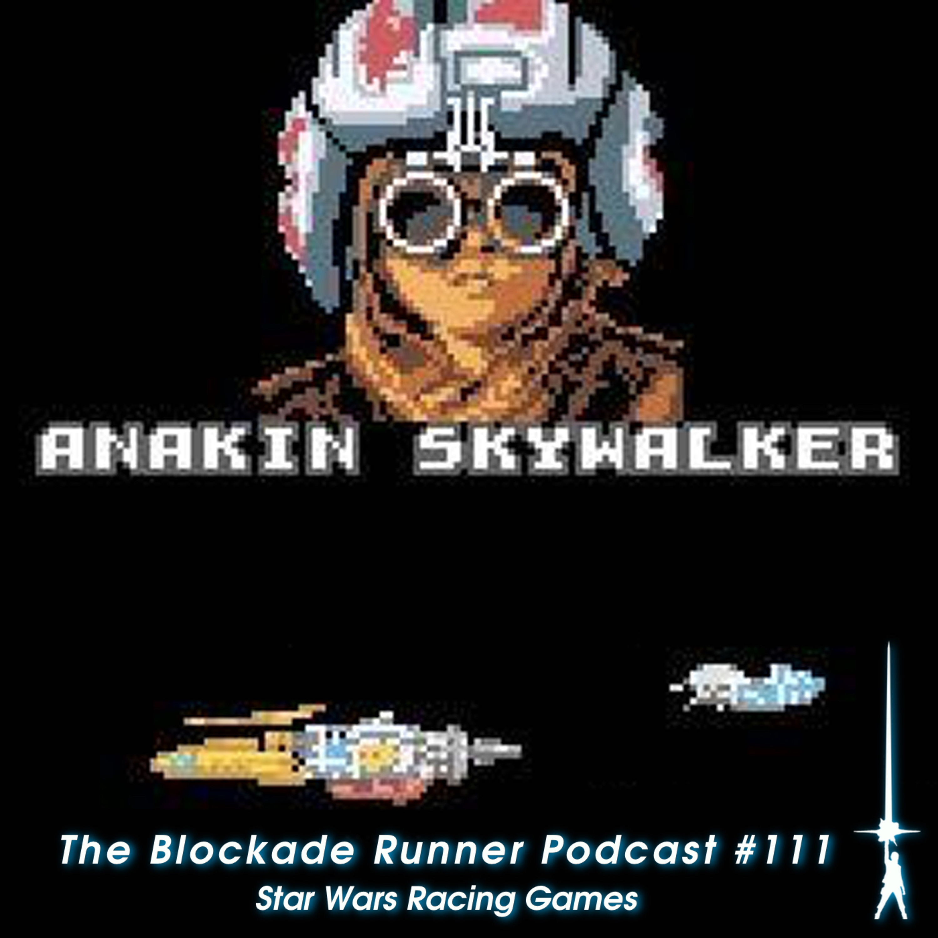 Star Wars Racing Games - The Blockade Runner Podcast #111