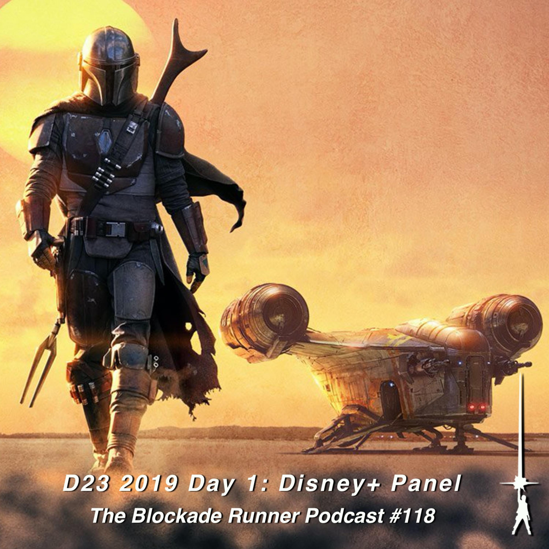 D23 2019 Day One: Disney+ Panel