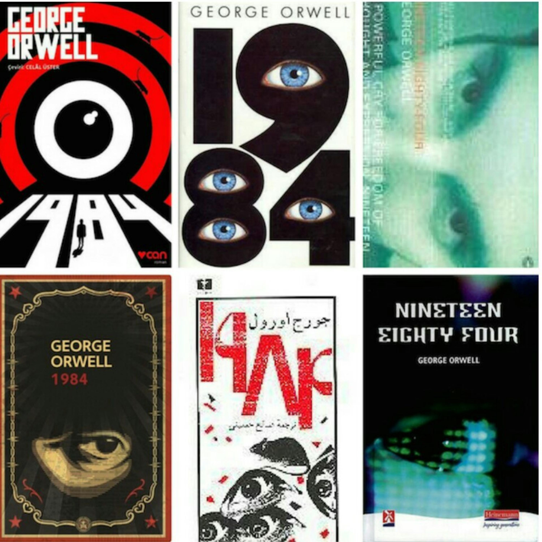 1984 (George Orwell): Hidup di (neraka) totalitarianisme!