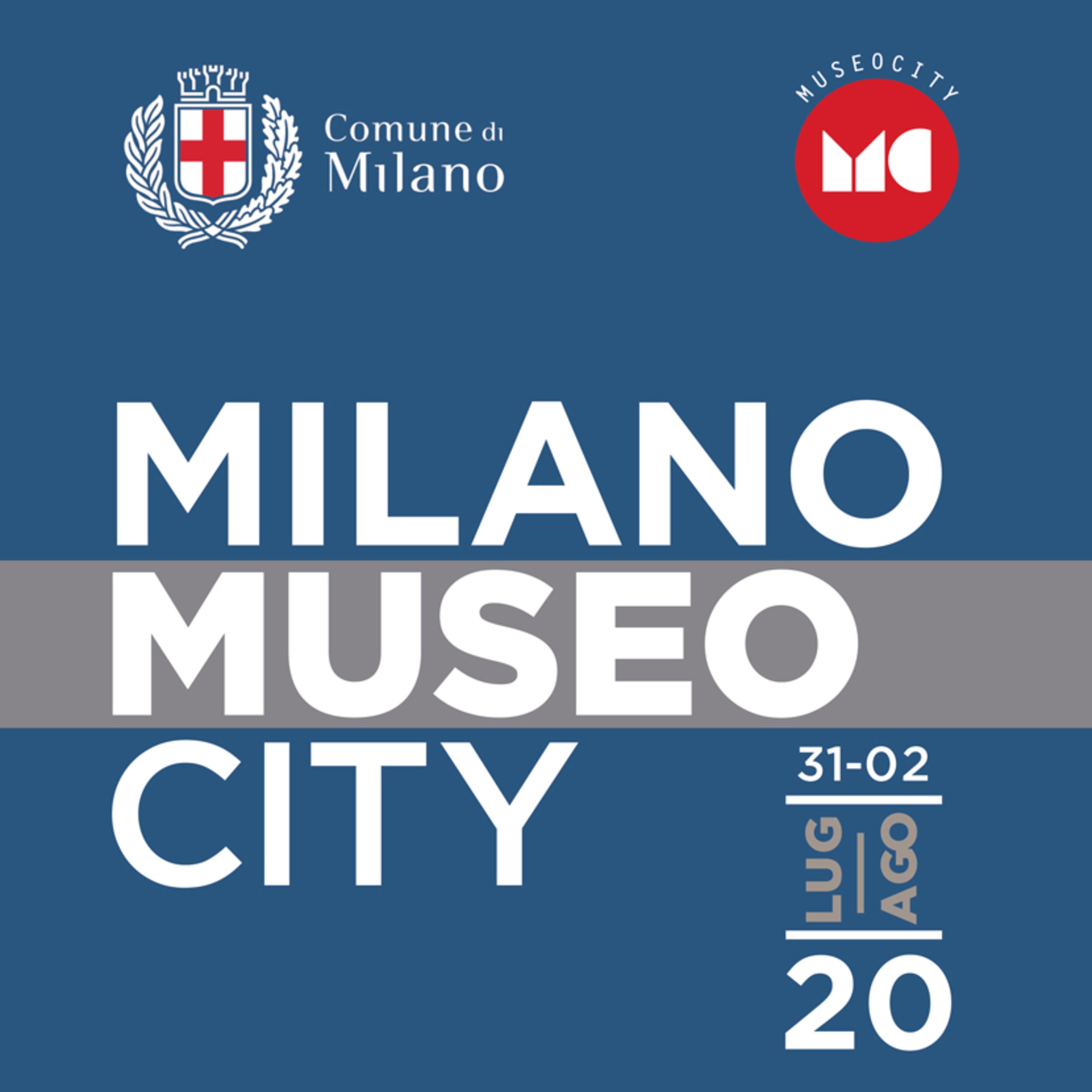 Preview Milano MuseoCity 2020