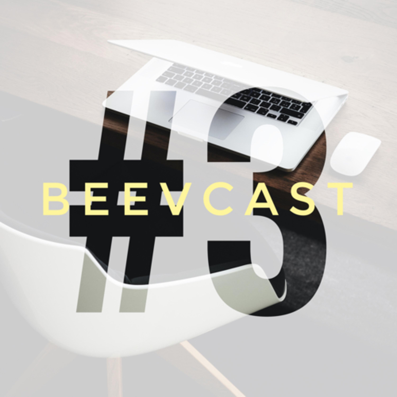 BEEVCAST #3 - Больше видеозвонков богу видеозвонков / Подкаст про технологии \