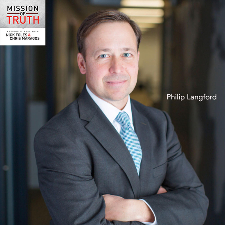 Philip Langford - IJM President