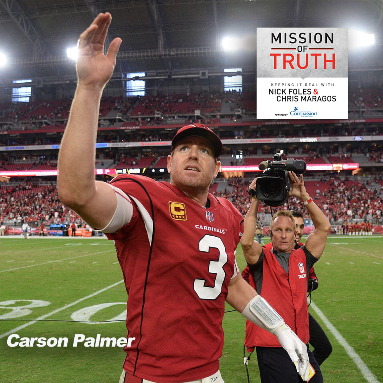 Carson Palmer - Former NFL Quarterback