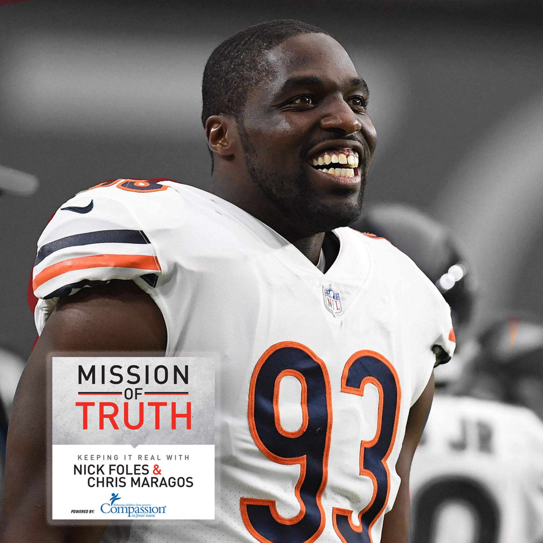 Sam Acho - Author/Former NFL Player