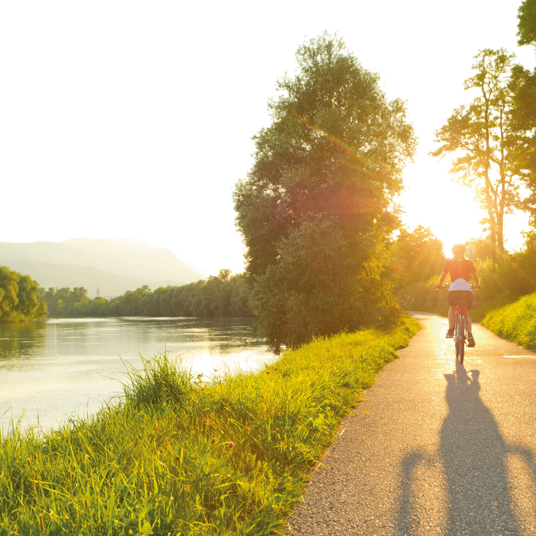 Reisen entlang der Drau in Kärnten: Ein Hörfunk-Beitrag von Peter von Stamm im Radio Potsdam Reisefieber