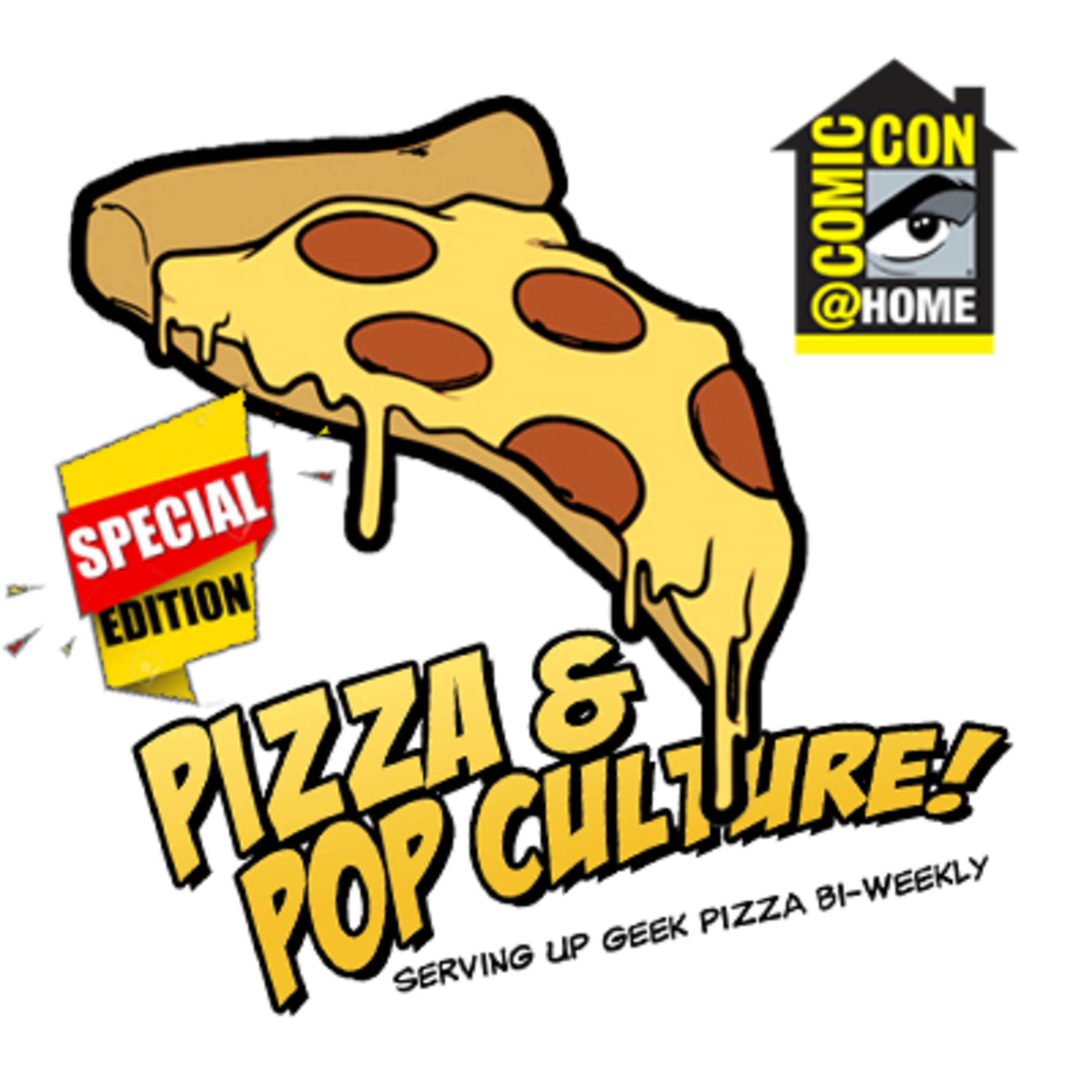 SPECIAL EDITION: SDCC@Home Round-Up Day 3