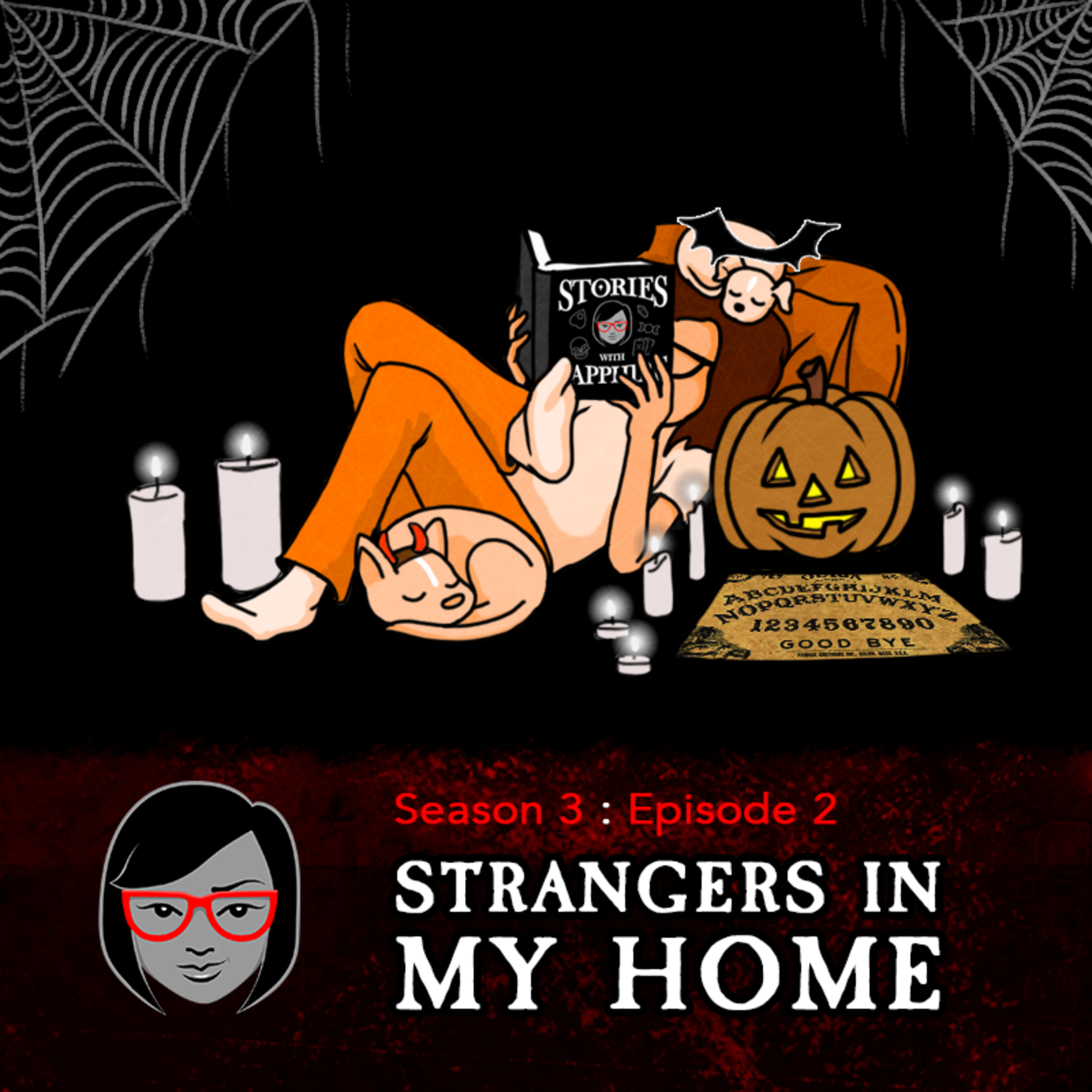 Strangers In My Home
