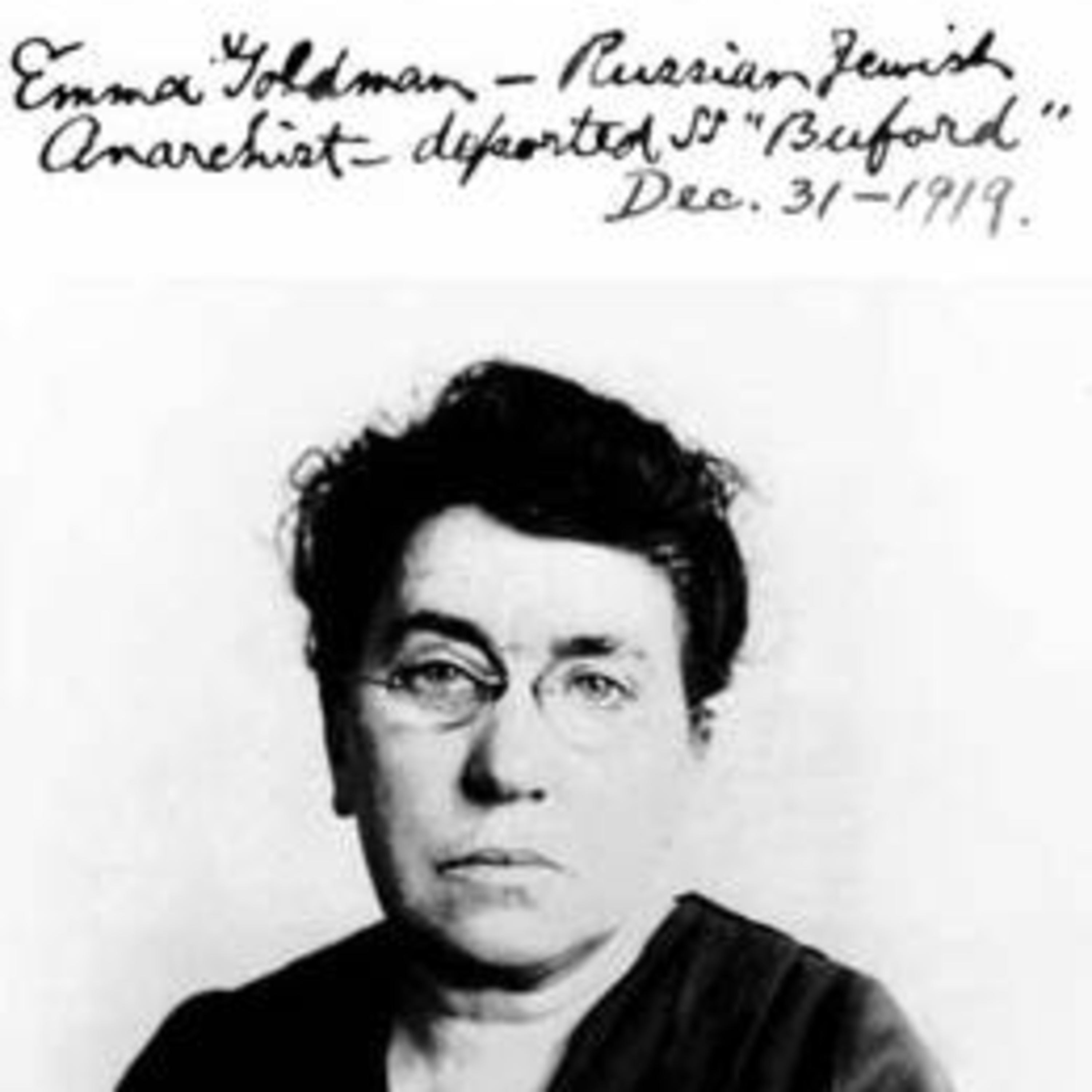 Episode 10: Interview with Frank Jacob: Emma Goldman and the Russian Revolution