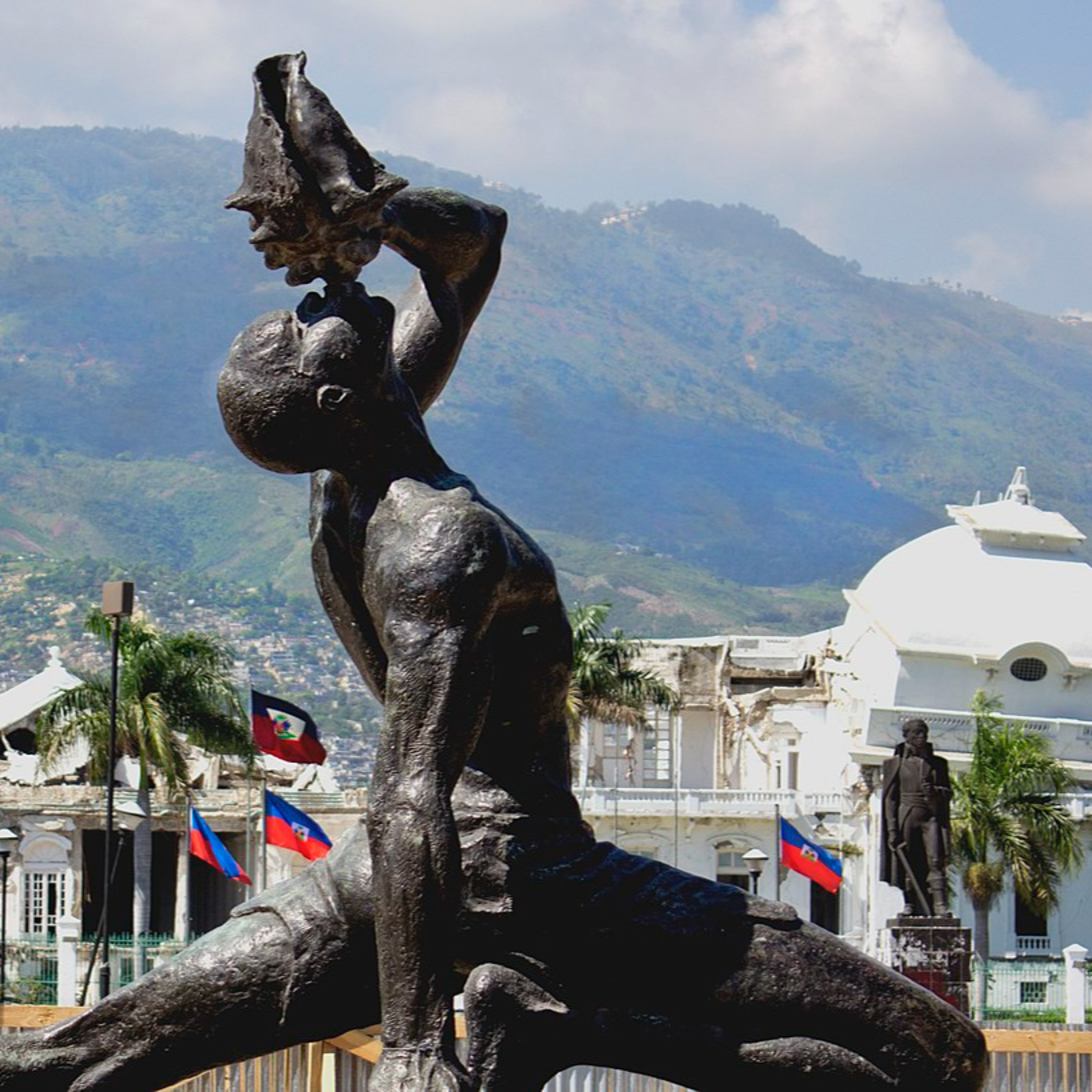 Episode 12: Julius S. Scott's 'The Common Wind: Afro-American Currents in the Age of the Haitian Revolution'
