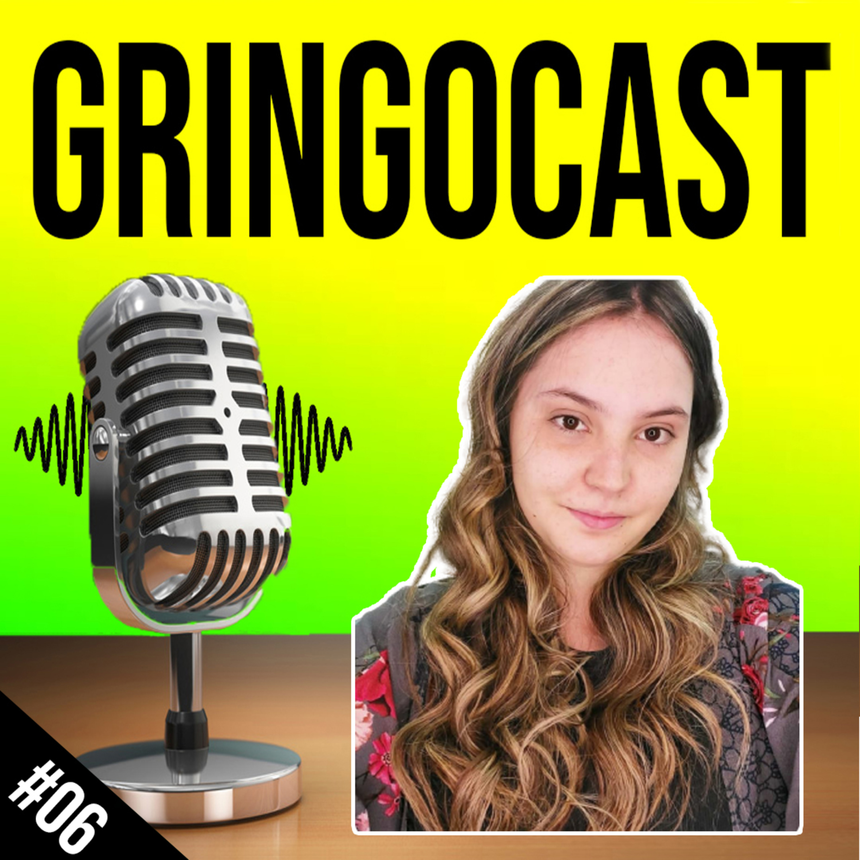 GringoCast #06 - Fortaleza, Journalism and Linguistic Prejudice