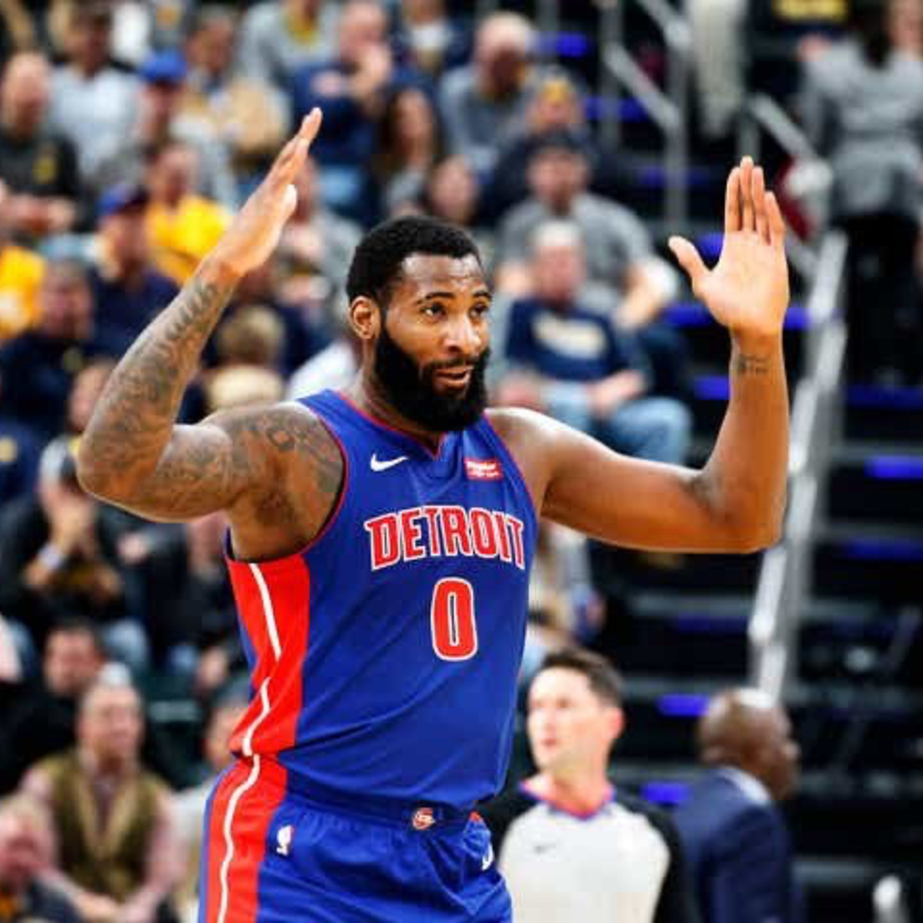 Pistons win against the Indiana Pacers! Andre Drummond Talk
