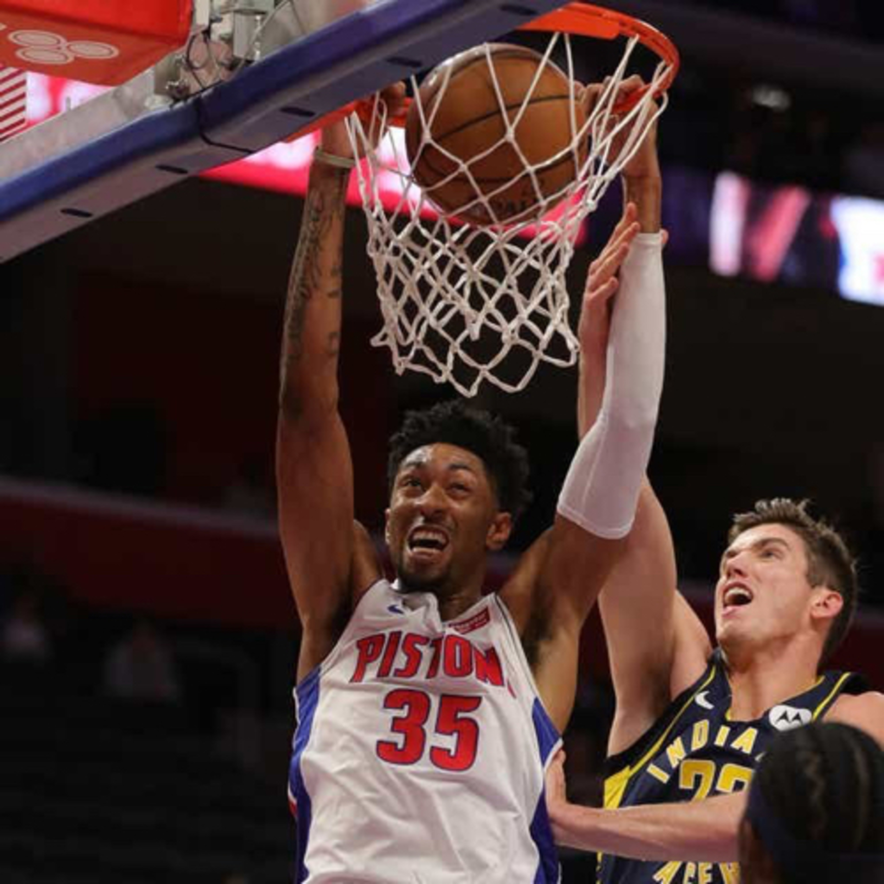 Pistons Win! 96-94 vs Pacers