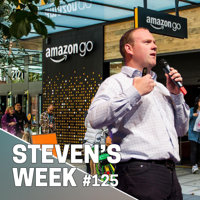 Steven's Week #125: News about Tencent, Singapore fintech, Amazon & 5G Technology