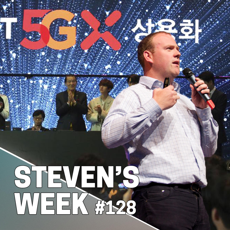 Steven's Week #128: News about Facebook, Amazone Alexa & 5G Technology