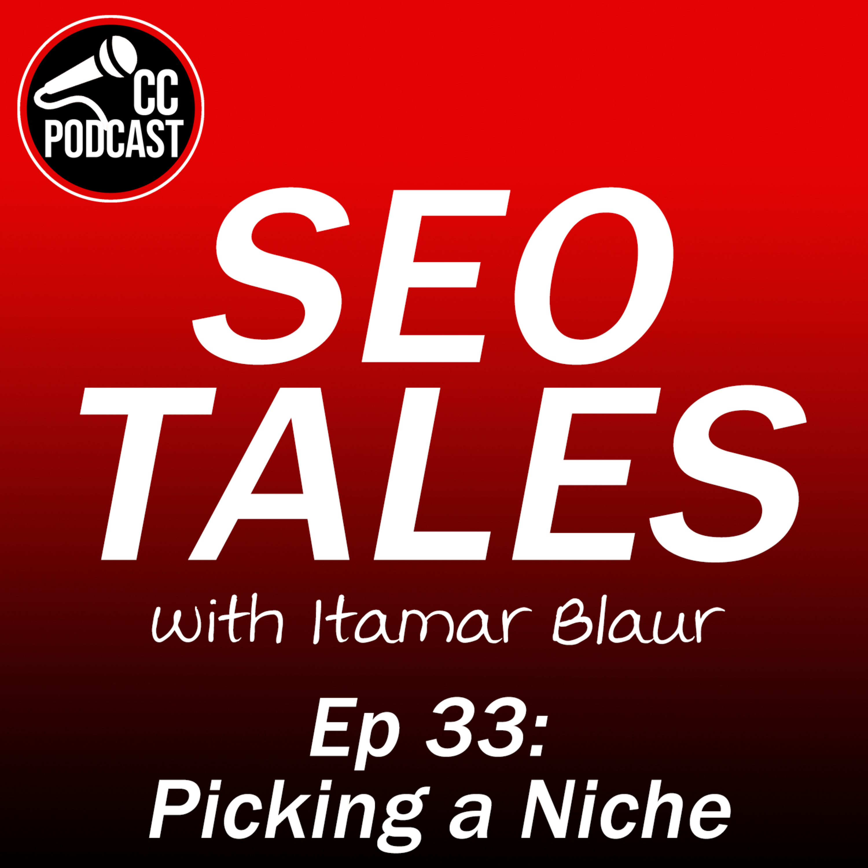 SEO Tales Episode 33 - Picking a Niche