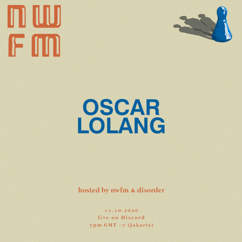 NWFM: Oscar Lolang