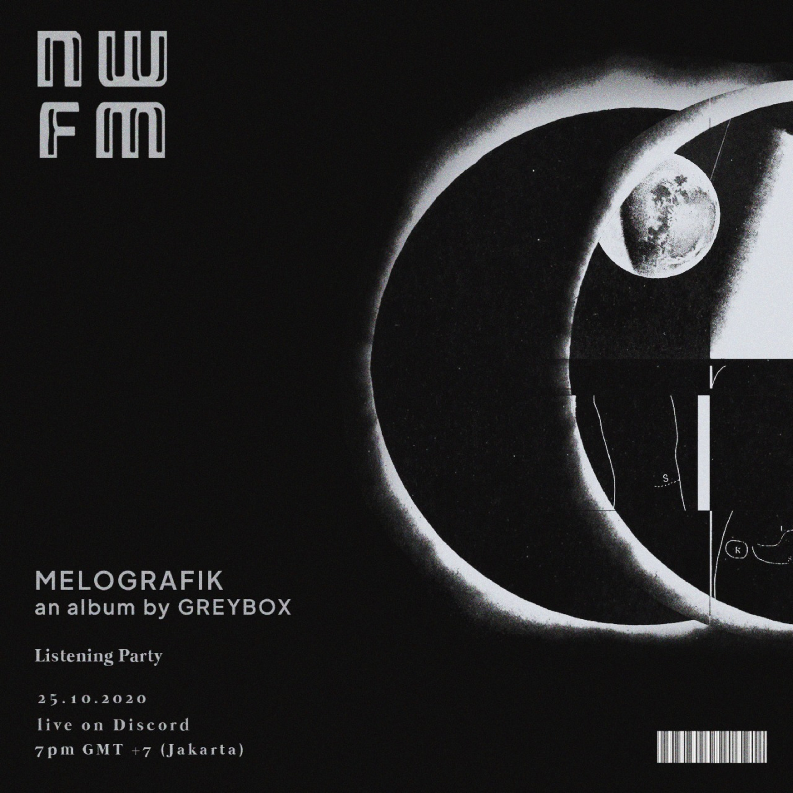 "NWFM Special: ""Melografik"" Listening Party, an Album by Greybox"