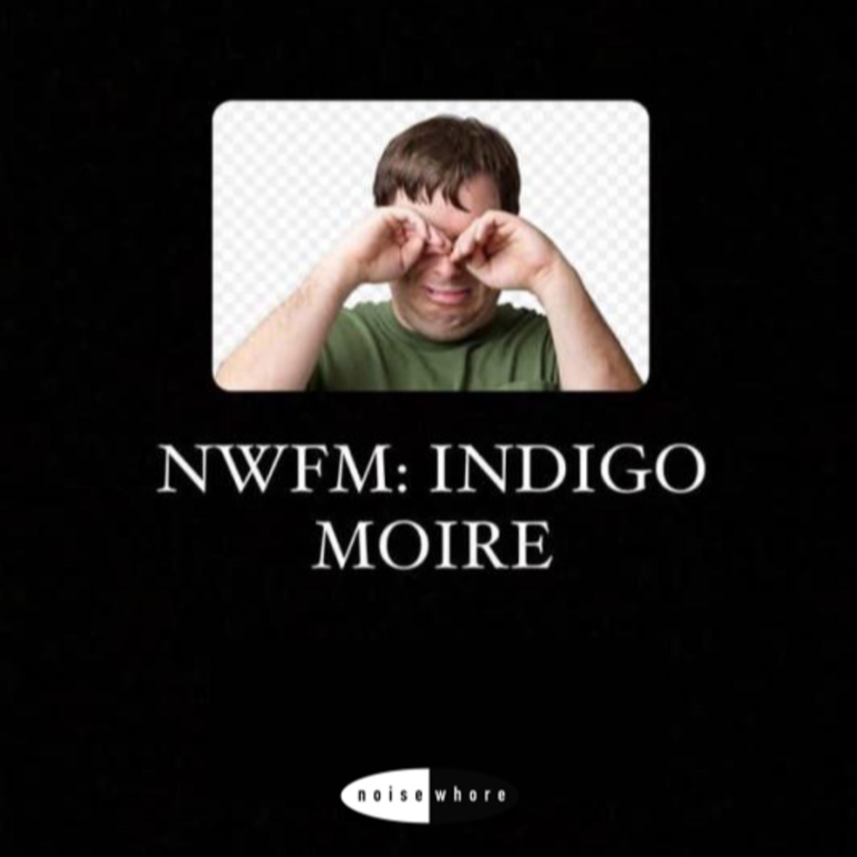 NWFM: Indigo Moiré