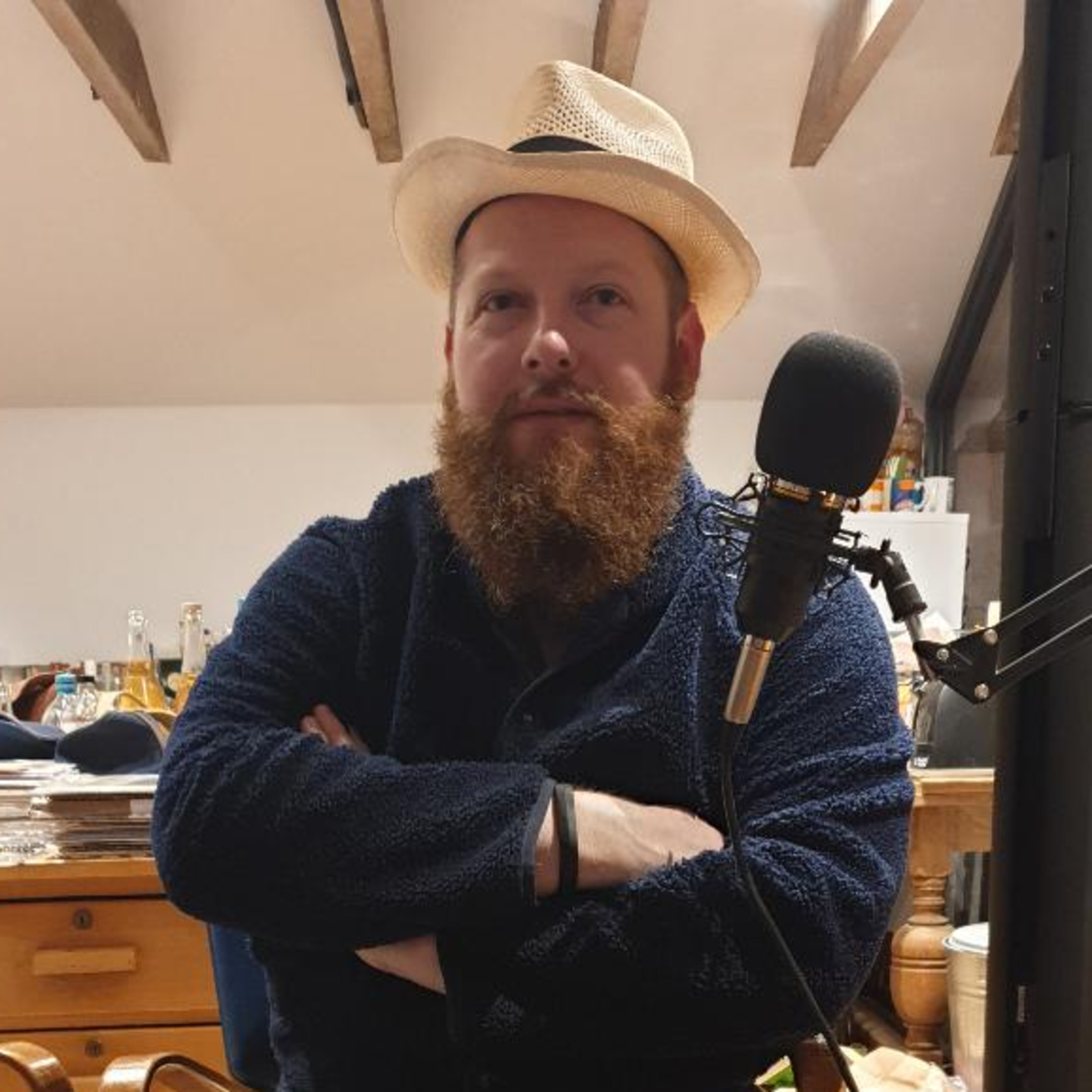 Episode 46 30 33 of 46-30 with James Yorkston, Stephen Marshall and Phill Jupitus, featuring The Stranglers, Ian Dury & The Blockheads, Viking Moses, Brighde Chaimbeul and plenty more
