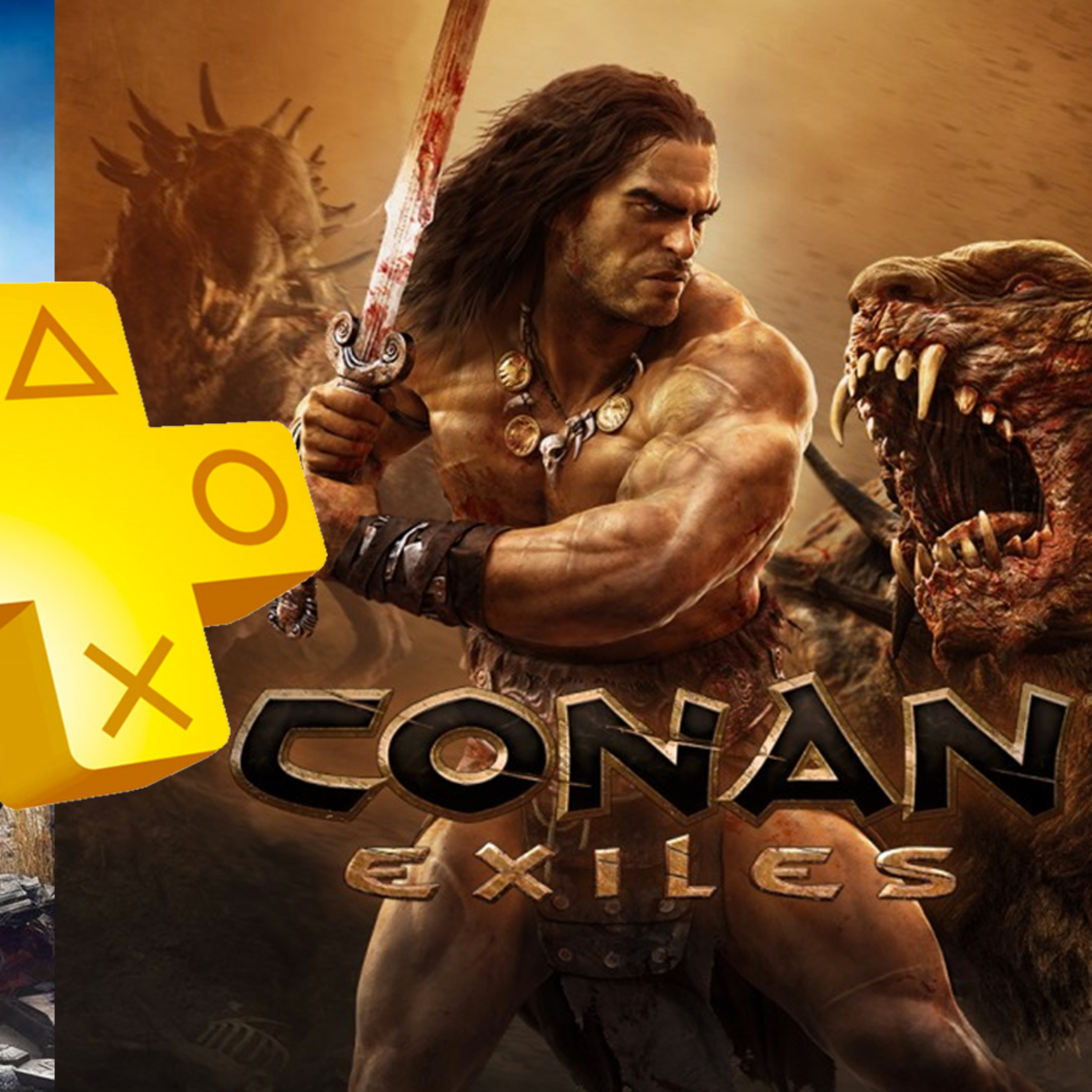 We played The Surge and Conan Exiles let's talk about it! (Plus Club