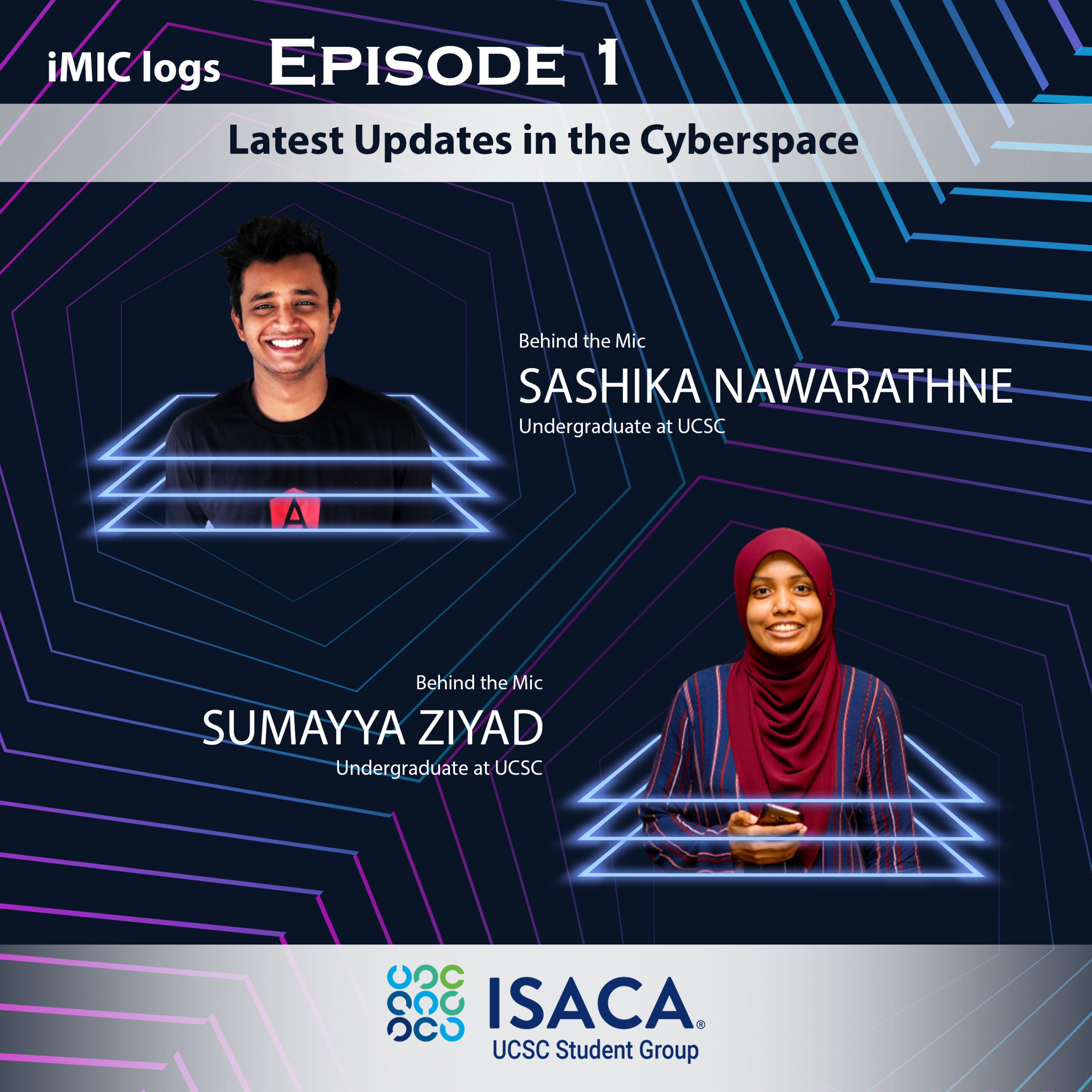 iMic Logs – Latest updates in the cyberspace – Episode One (Sinhala)