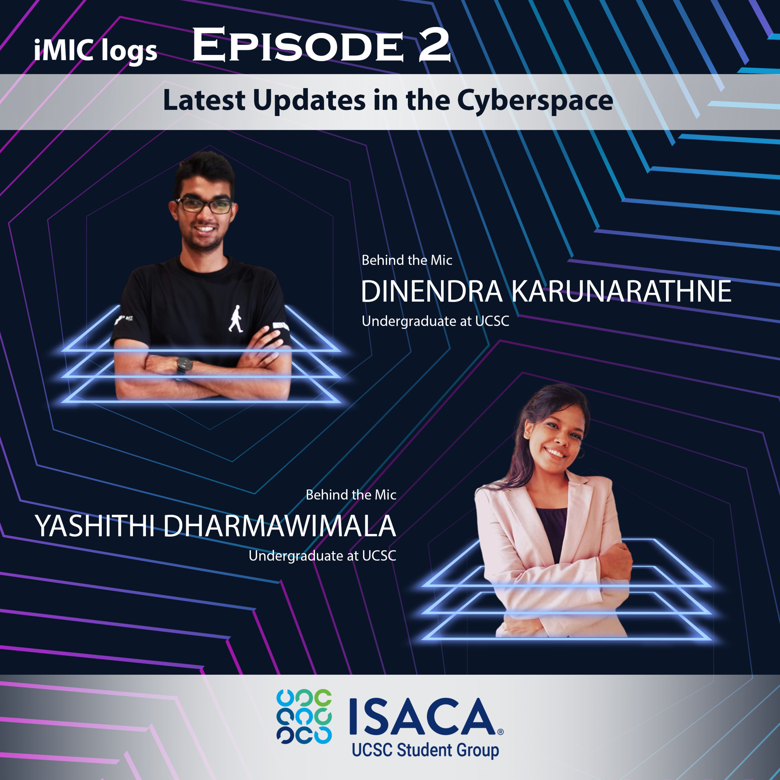 iMic Logs – Latest updates in the cyberspace – Episode Two (English)