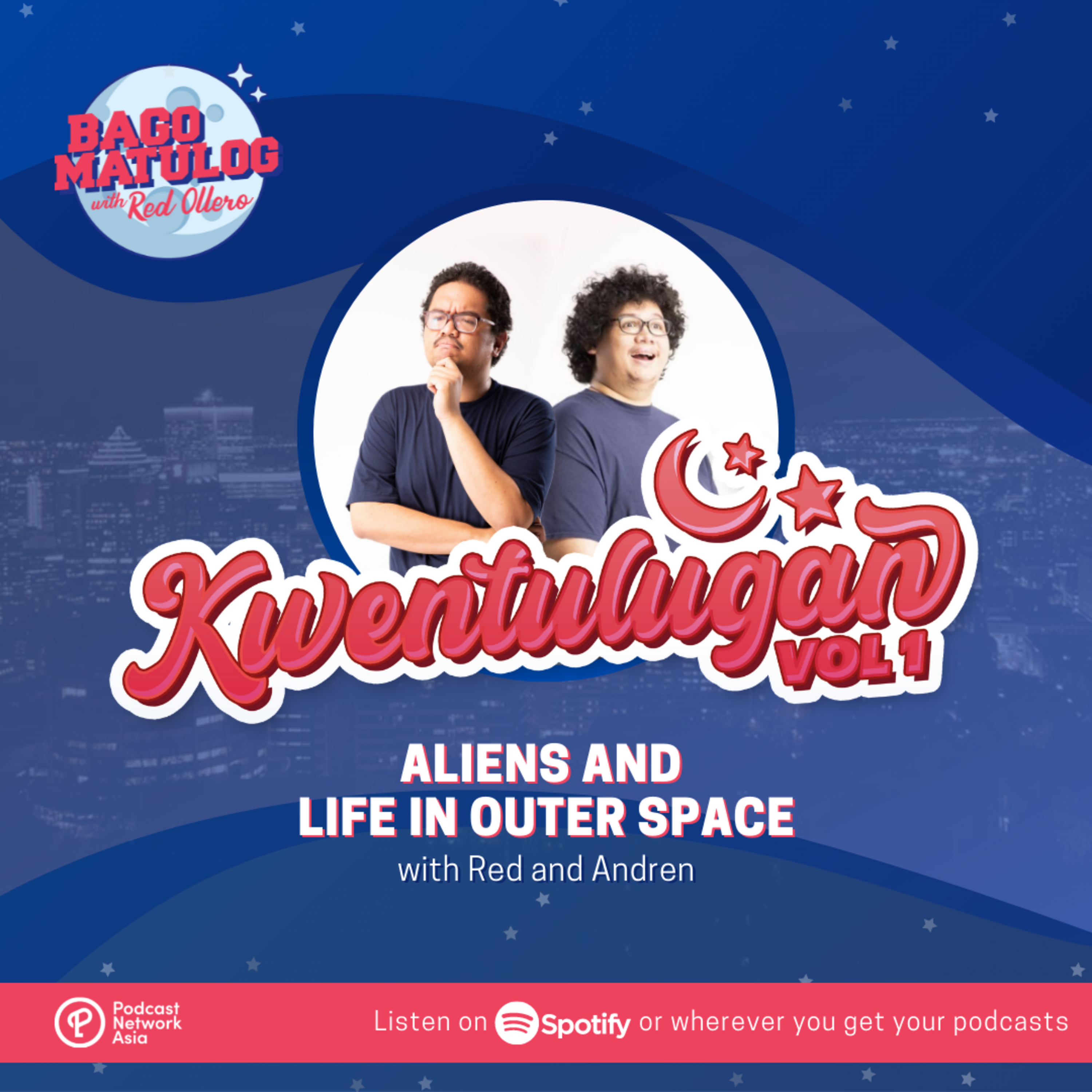 KWENTULUGAN VOL. 1 – Aliens & Life in Outer Space
