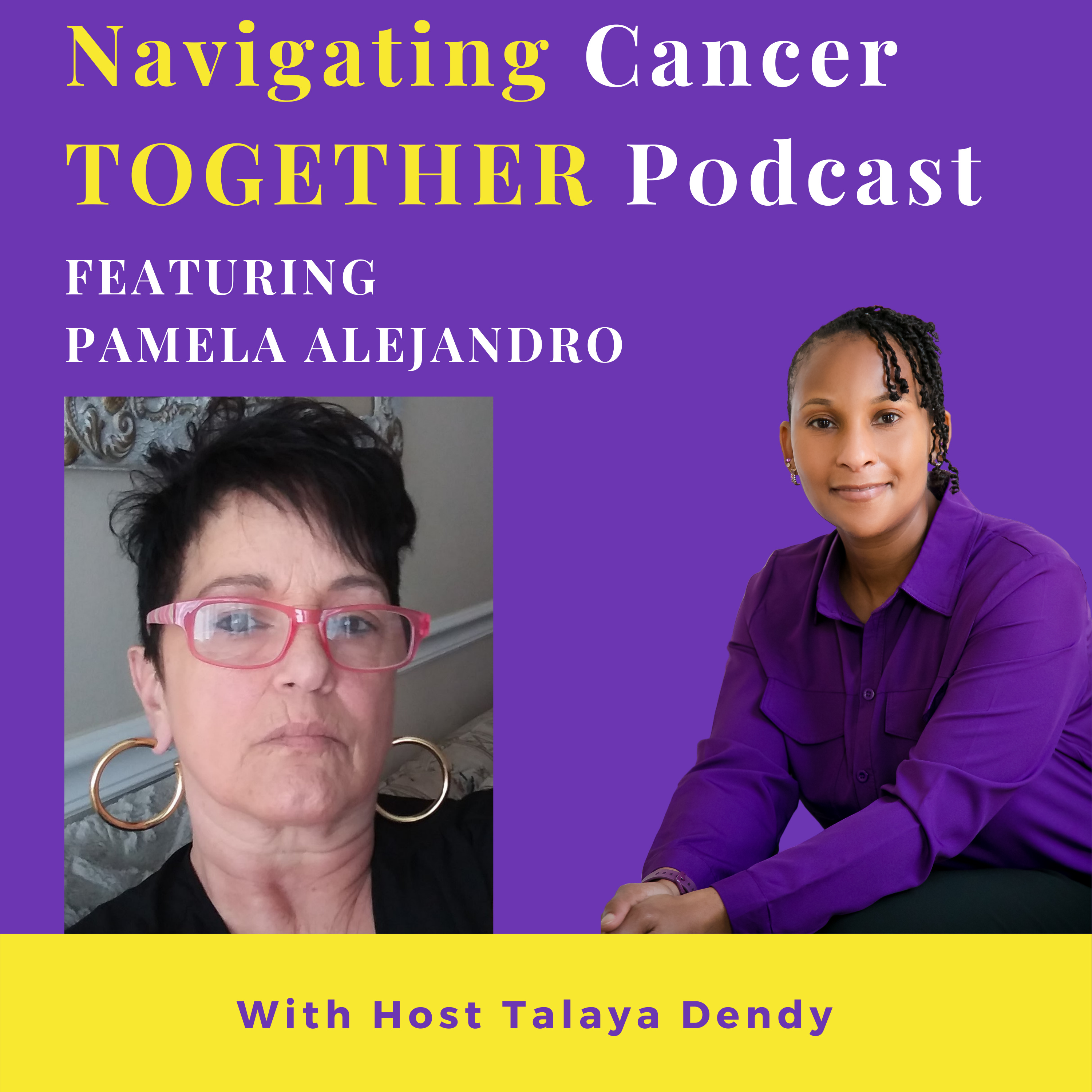How to Withstand 3 Times AND 5 Years with Pamela Alejandro