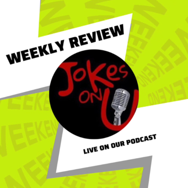 Weeks Review 18/7/2020